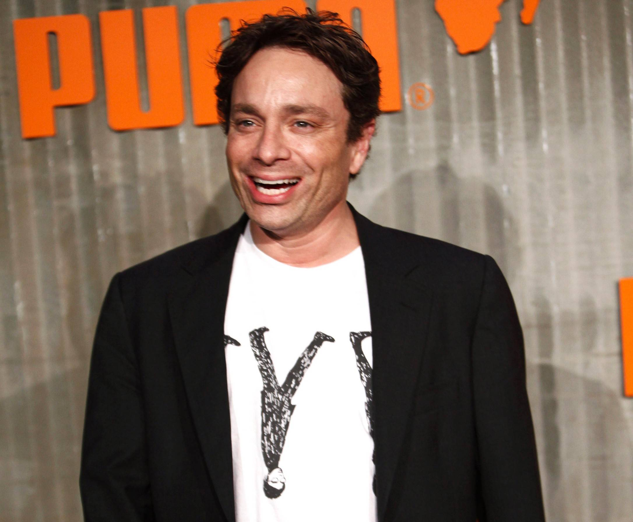 Audio released by the California Highway Patrol on Wednesday includes two motorists who describe Chris Kattan's driving and the aftermath of his collision with a road crew on a Southern California freeway during the early morning Monday.