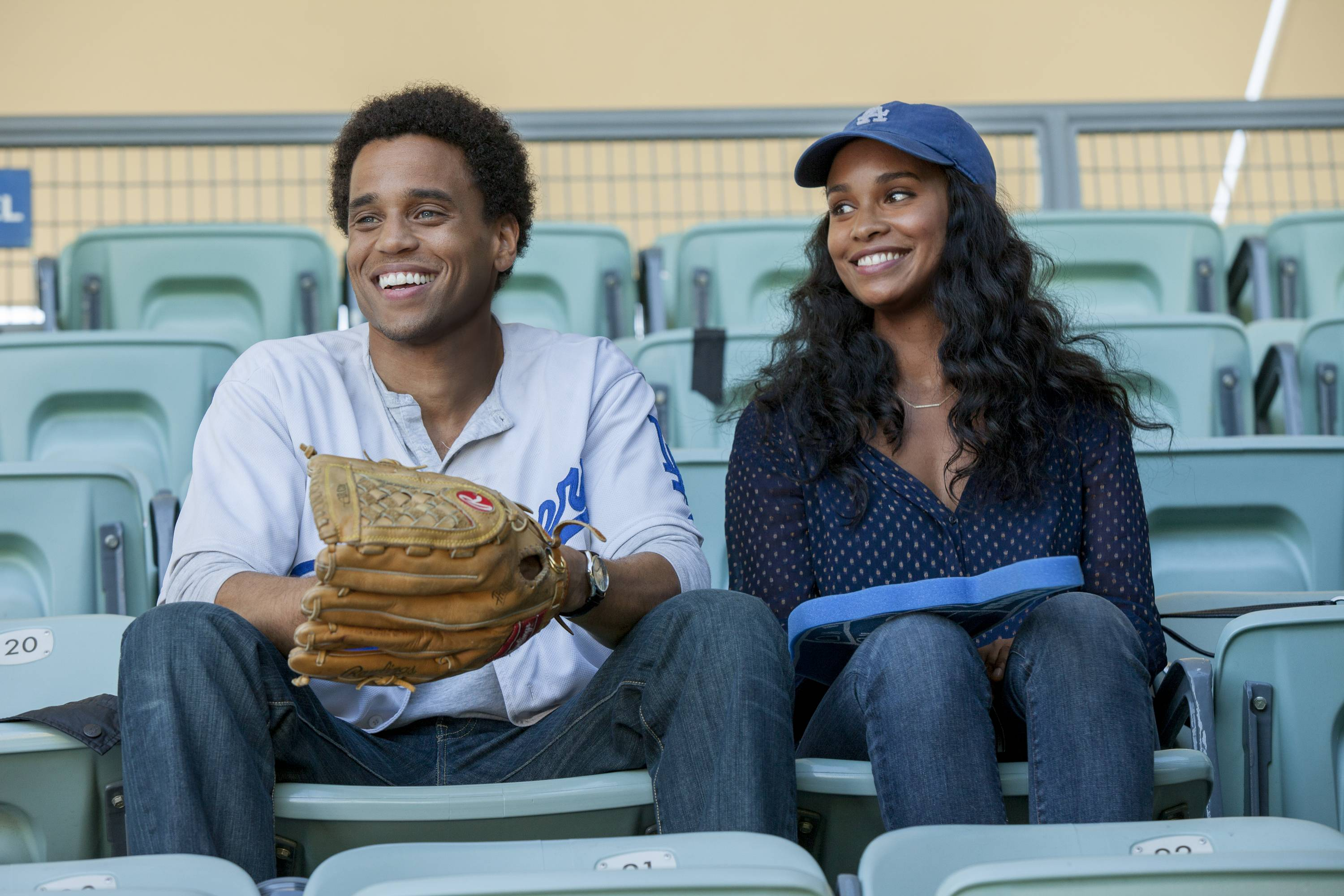 "Danny (Michael Ealy) finds love with Debbie after a one-night-stand in ""About Last Night."""