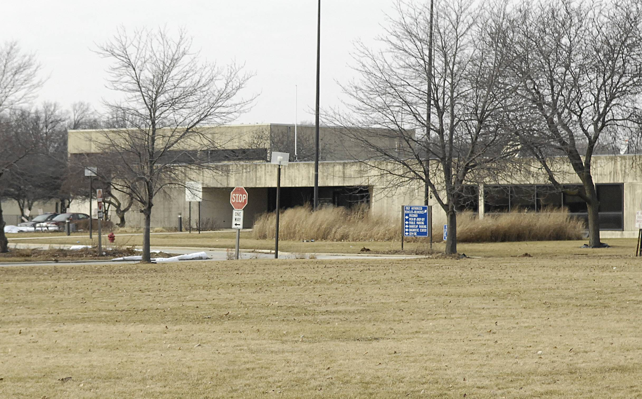 The shooting range is not usable on the campus at the old Kane County sheriff's office and jail on Fabyan Parkway in Geneva, leaving the county with having to construct a new range -- at a cost higher than it expected.