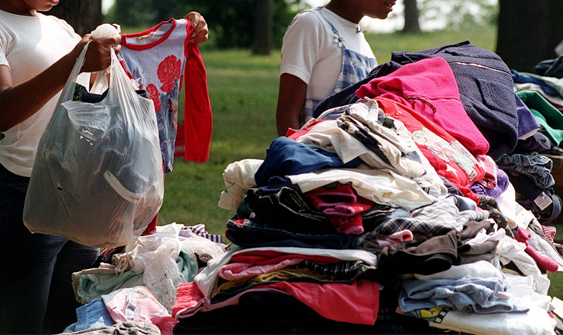The Solid Waste Agency of Lake County will launch a recycling initiative for textiles. Officials say 85 percent of the materials wind up in landfills.