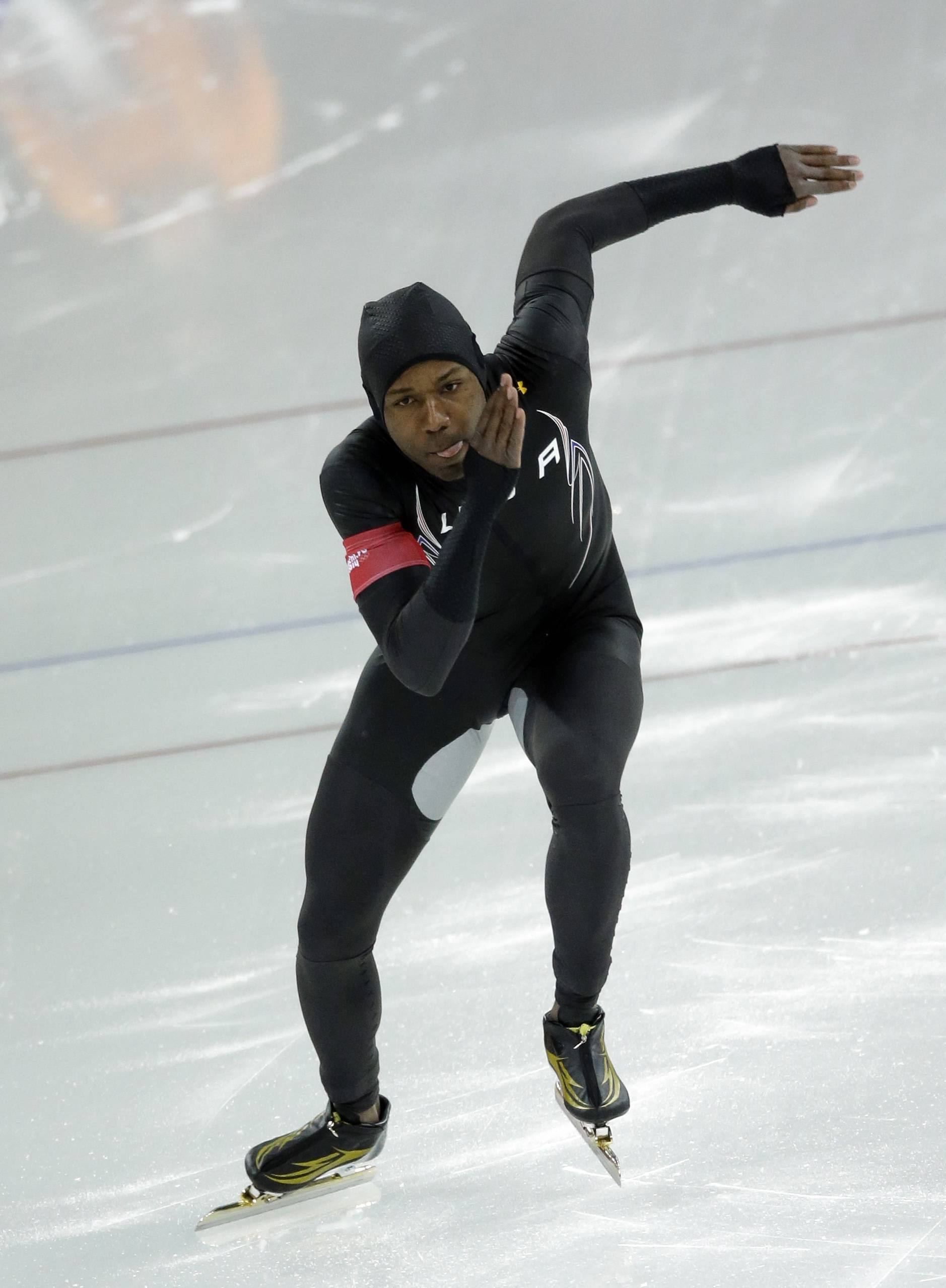 American Shani Davis, who has won 2 golds and a pair of silver medals in his Olympic career, has been shut out at the Sochi Winter Games. The United States said the team is dumping the new high-tech speedskating suits that made their debut in the Russia Games.