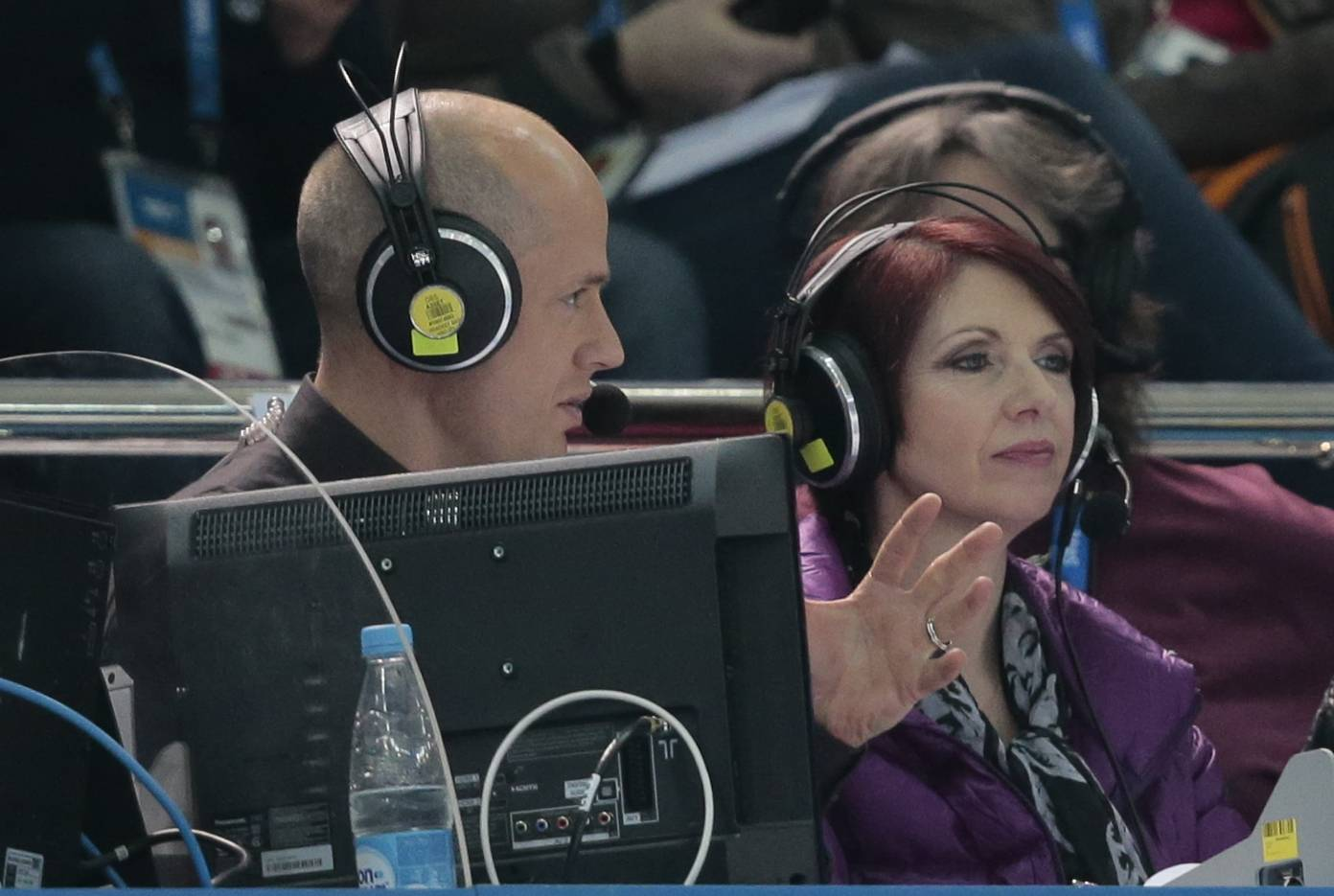"Thirty years ago, Scott Hamilton won the figure skating gold medal representing the United States in Sarajevo. Since then, he has pretty much reinvented professional figure skating by creating ""Stars On Ice"" and has been the voice of the sport for decades."