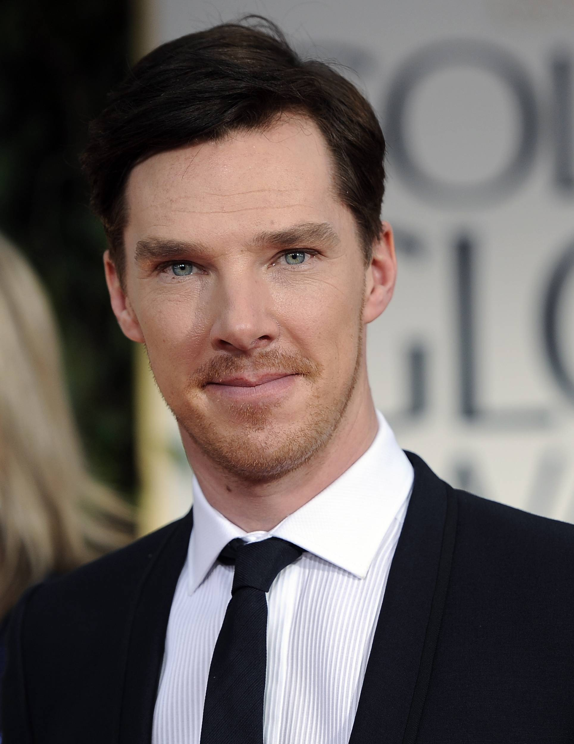 "Benedict Cumberbatch arrives on the red carpet before the 69th Annual Golden Globe Awards, in Los Angeles. For the past three decades, many Britons had hoped the rigid class system that defined their country from Dickens to ""Downton Abbey"" was finally dying. Now they fear that class, their old bugbear, is back on the rise."