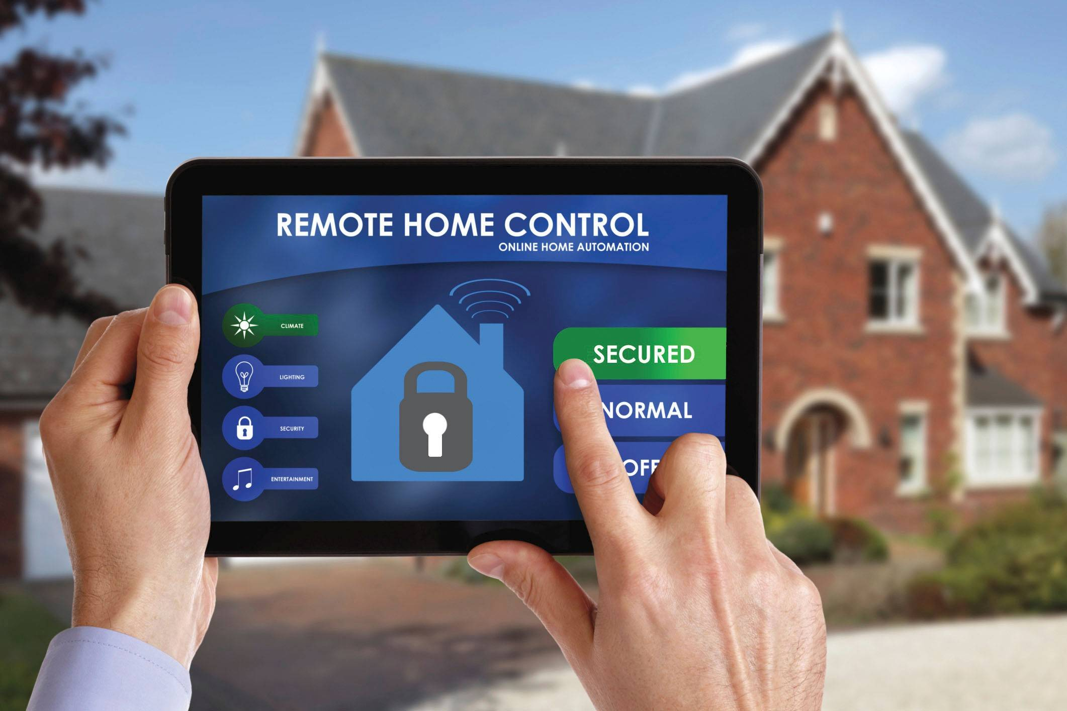 With The Wide Array Of Home Security Options Nowadays And More Advanced  Technology Than Ever,