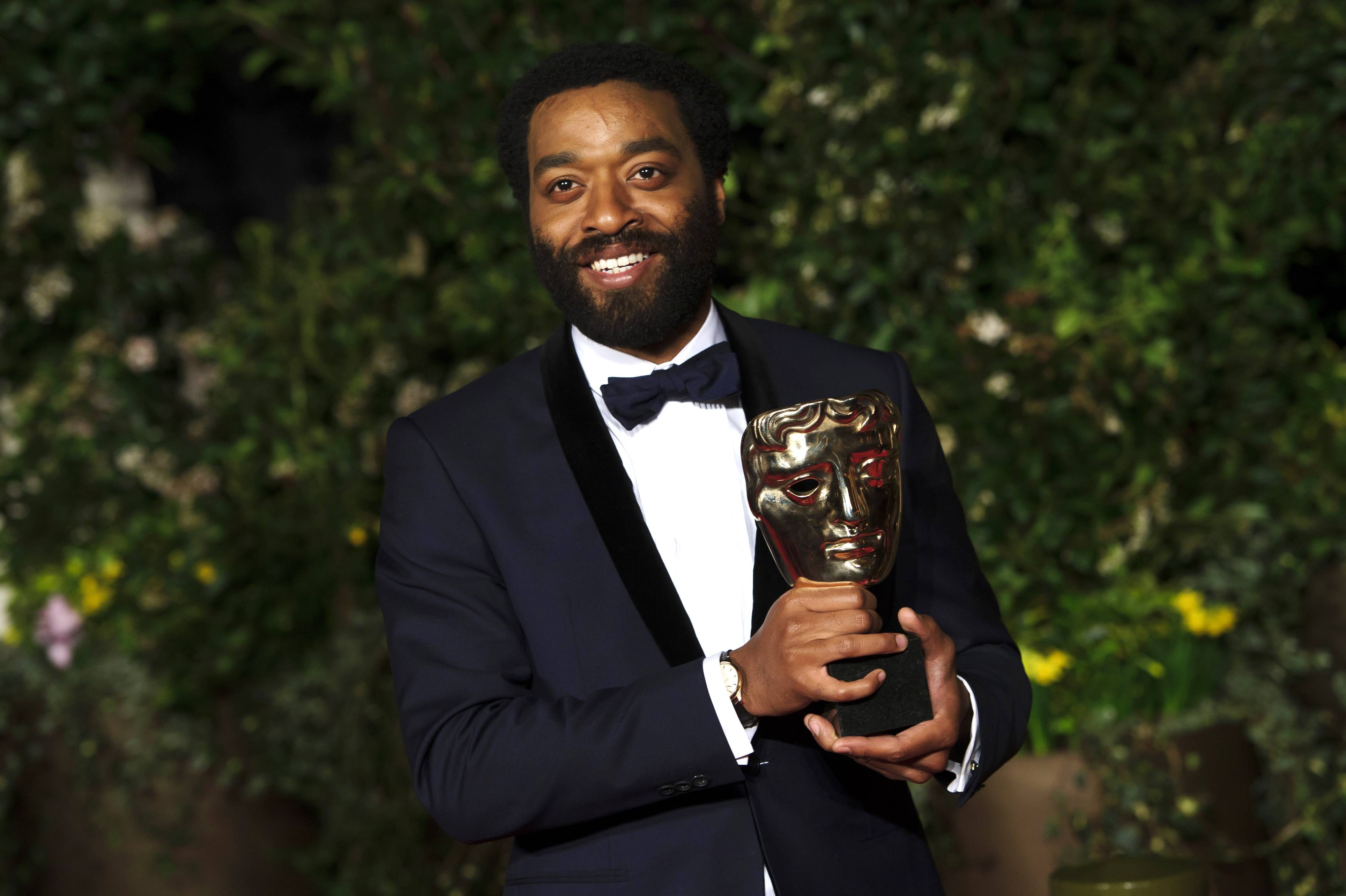 "Actor Chiwetel Ejiofor won Best Actor for his performance in ""12 Years a Slave"" at the British Academy Film Awards Sunday in London. The film took Best Picture."