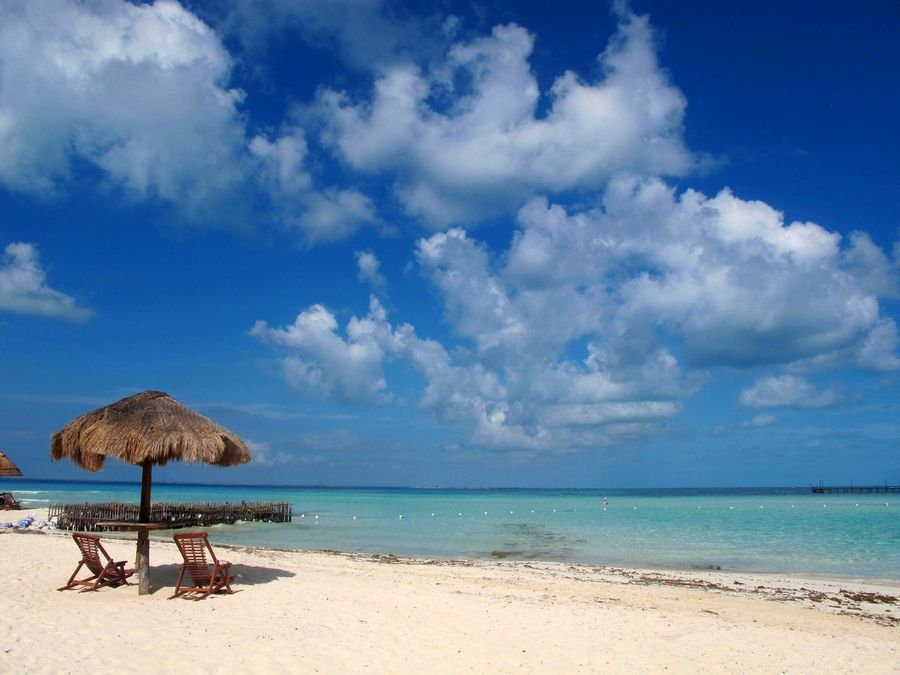 Isla Mujeres, Mexico: Near Cancun, but a world away