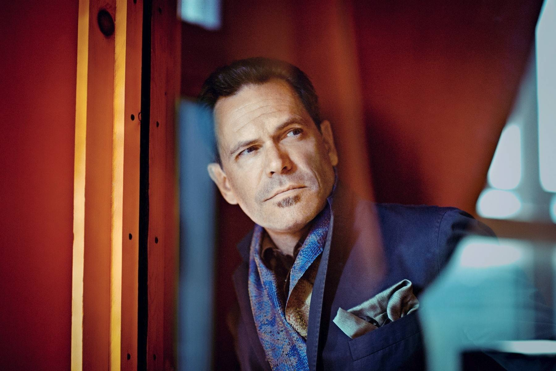 Courtesy of Anna Webber Grammy Award-winner Kurt Elling is set to perform at 4 p.m. Sunday, Feb. 16, at College of DuPage's McAninich Arts Center in Glen Ellyn.