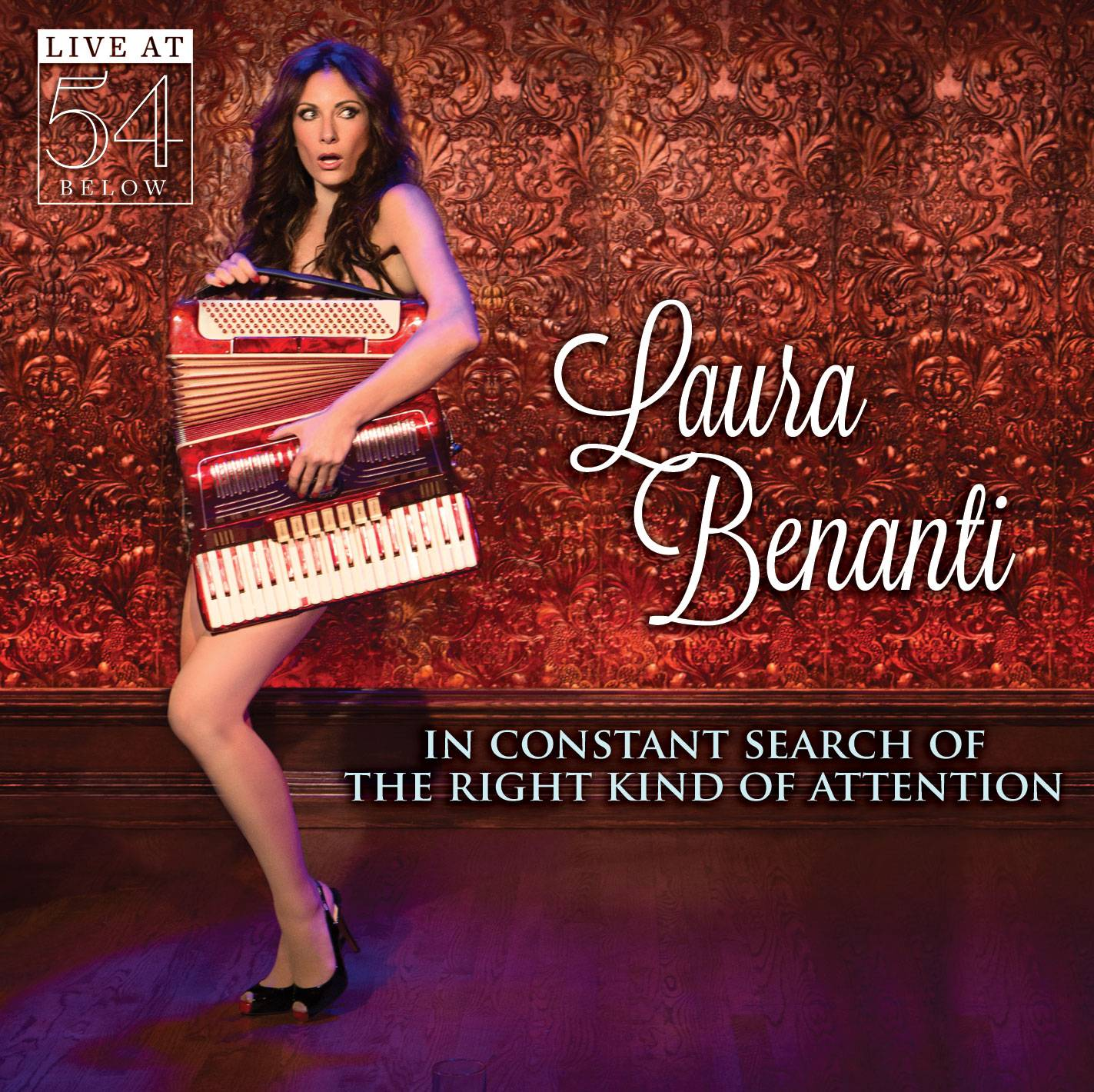 "Laura Benanti recently released ""In Constant Search of The Right Kind of Attention."""