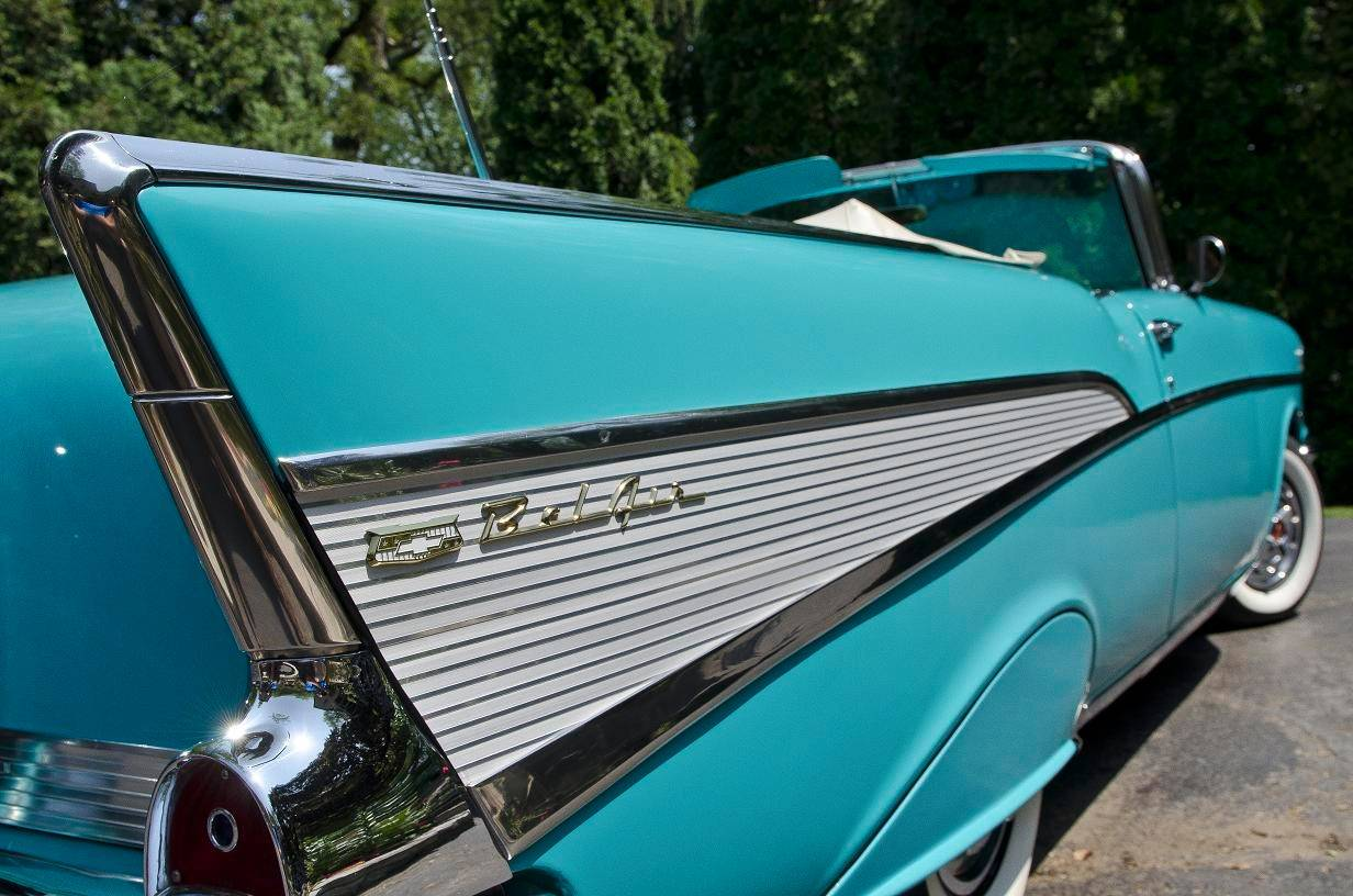 For many car enthusiasts, the 1957 Chevy Bel Air remains the quintessential classic.