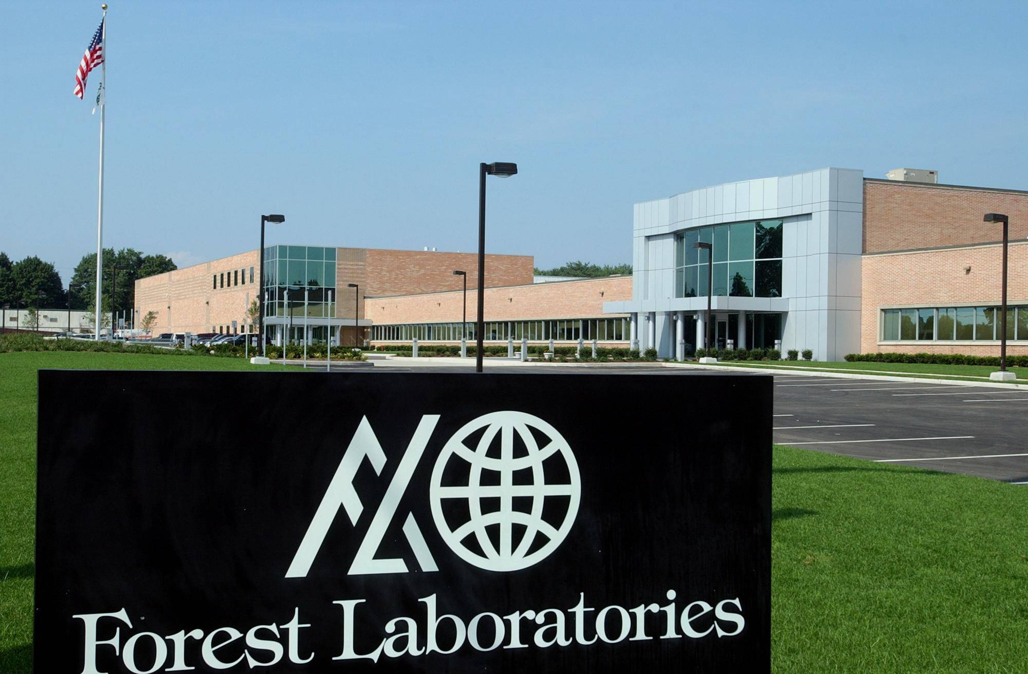 The Commack, N.Y., branch of Forest Laboratories, a Manhattan-based pharmaceutical company.