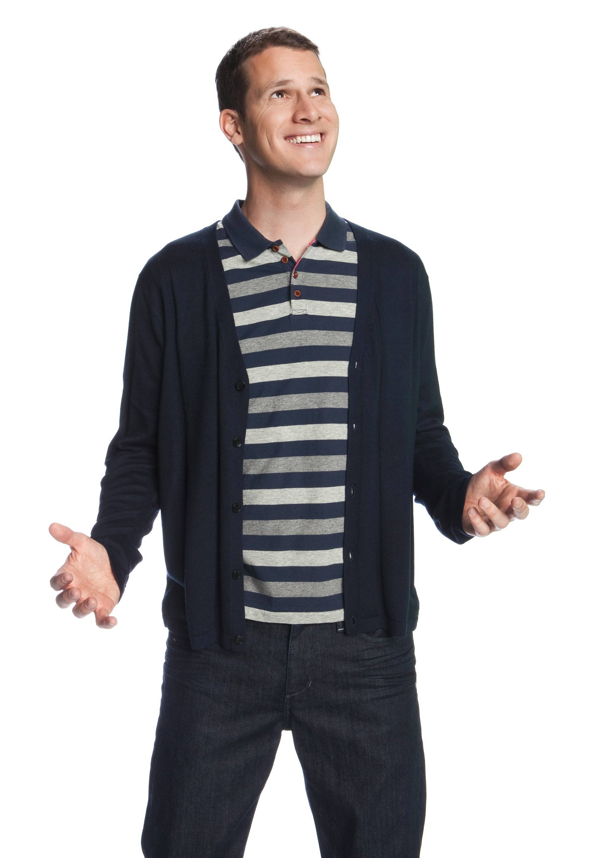 "Daniel Tosh, 38, appears to be everything his detractors say he is: jerk, troll, obnoxious man-brat, complete jackass. His Comedy Central show, ""Tosh.0,"" returns for its sixth season Tuesday night and has become one of this TV critic's favorite ""off-duty"" shows."