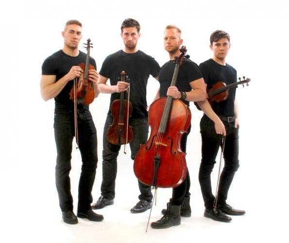 The string quartet Well-Strung will perform at the Batavia Fine Arts Centre on Saturday, April 12.