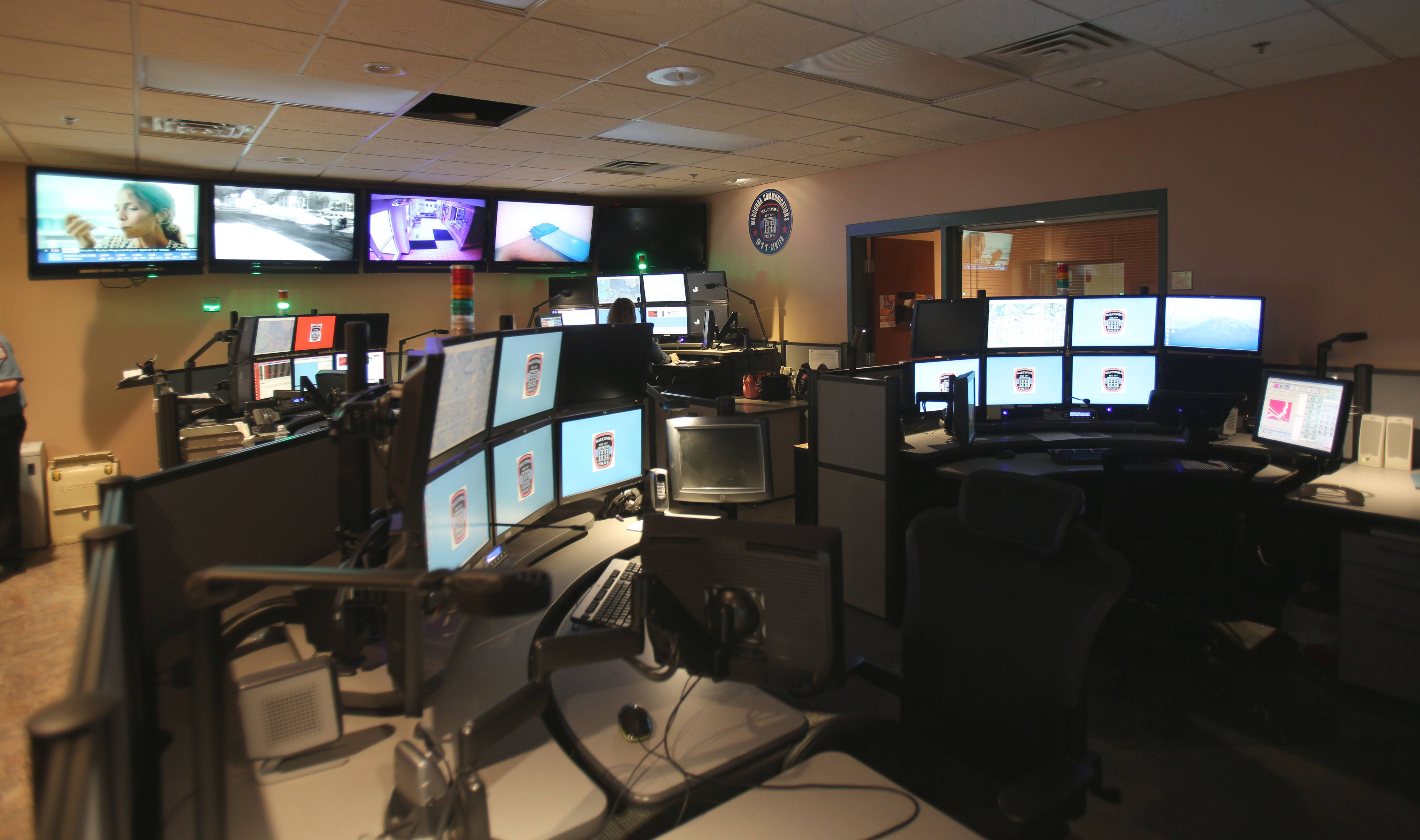Wauconda officials may close the 911 center at the police station.