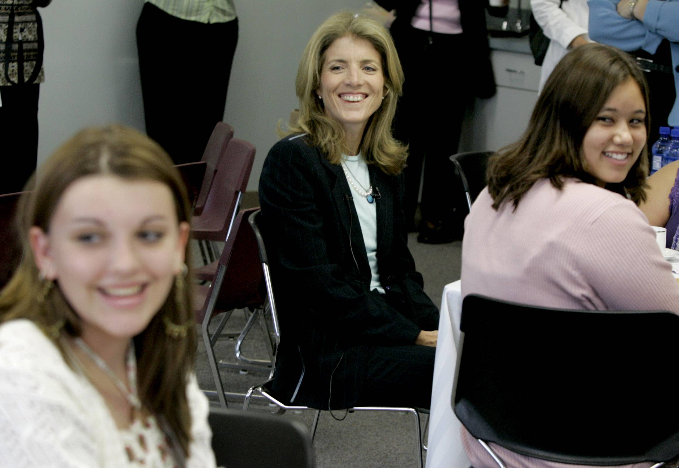 Caroline Kennedy has come to Naperville five times, sharing her mother's love of poetry with generations of fans. She also used one appearance to raise money for local at-risk students.
