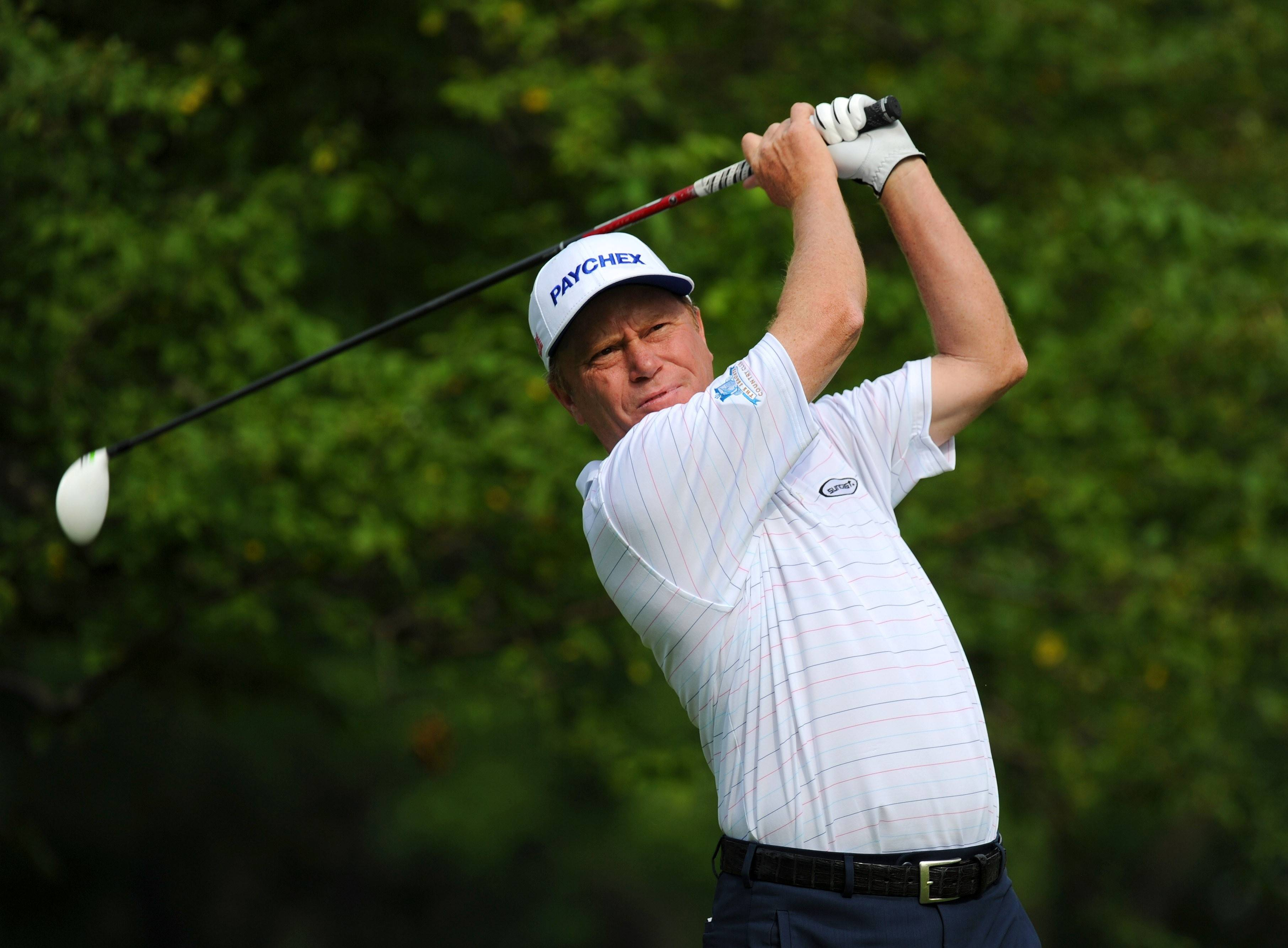 The 1988 PGA Championship winner, Jeff Sluman of Hinsdale, will headline the 31st Chicago Golf Show this weekend at the Donald E. Stephens Convention Center in Rosemont.