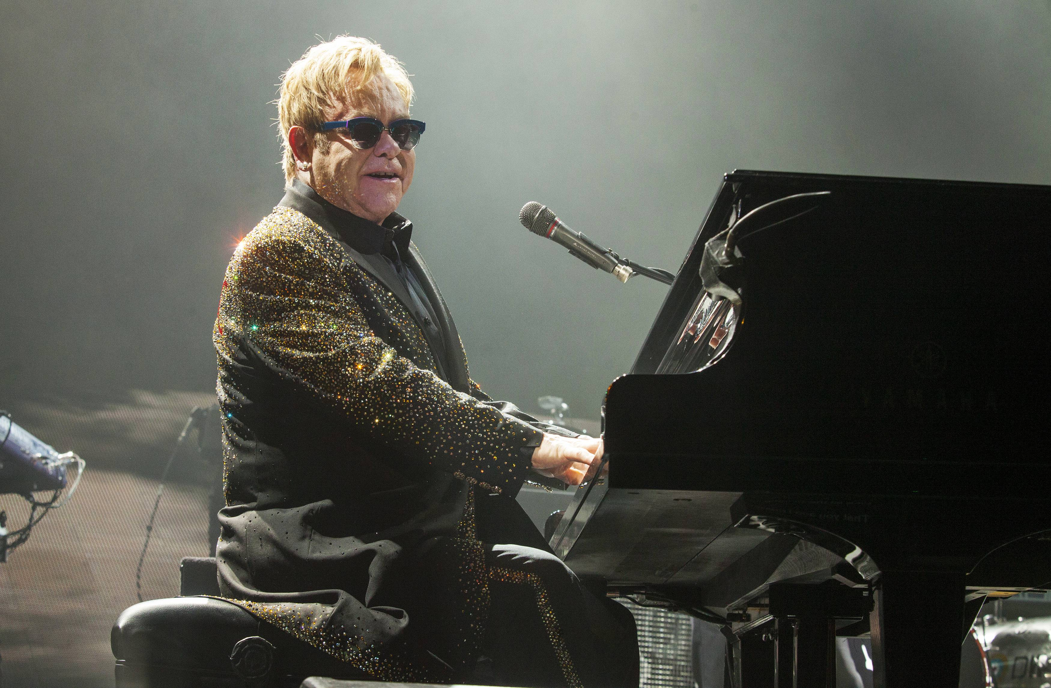 Sir Elton John will be making his first appearance at this year's Bonnaroo Music and Arts Festival.