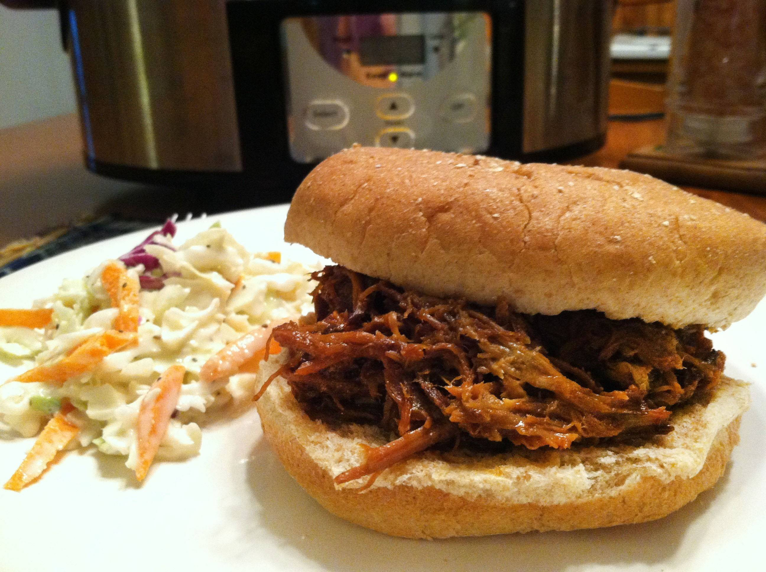 Pulled pork is easy, tasty and economical; what could be better than that?