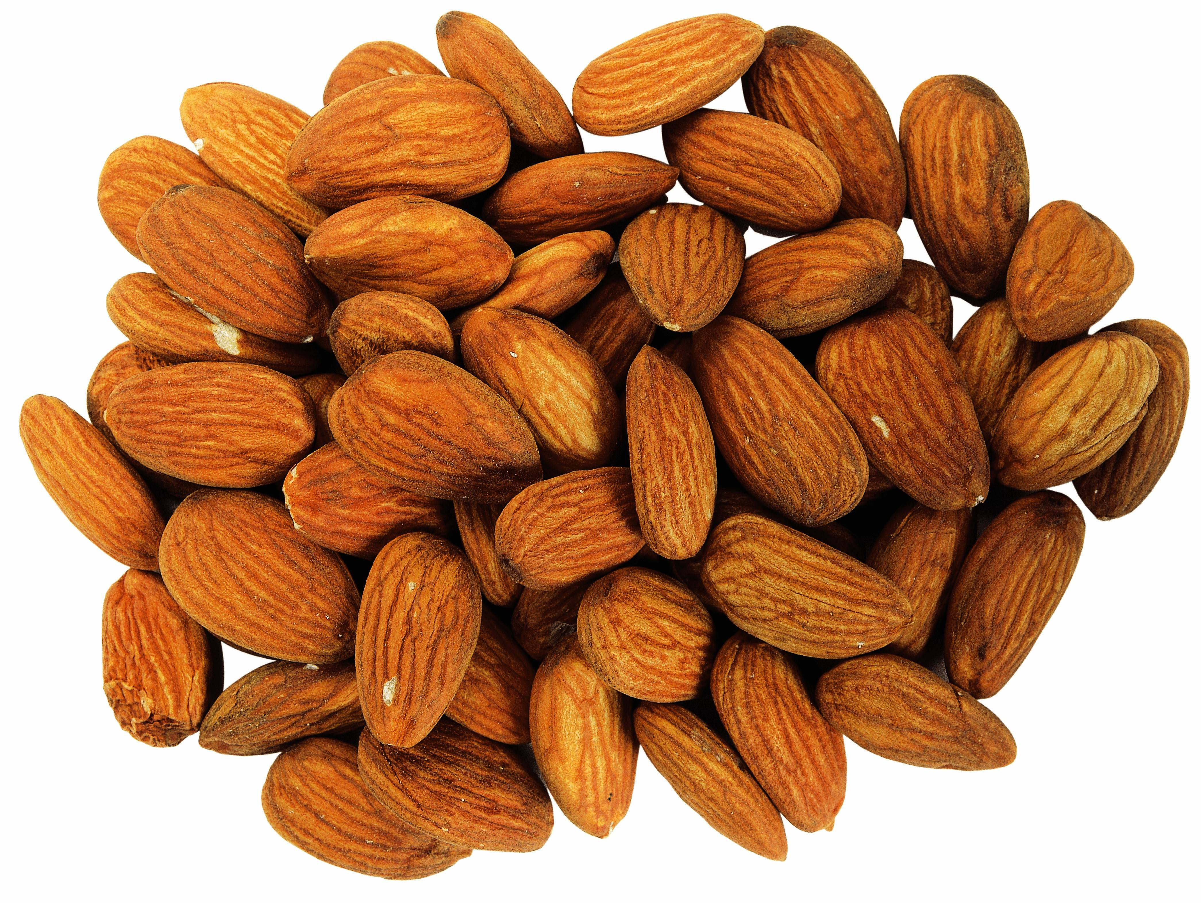 Almonds protect your heart with omega-3 fatty acids, vitamin E, fiber and other benefits.