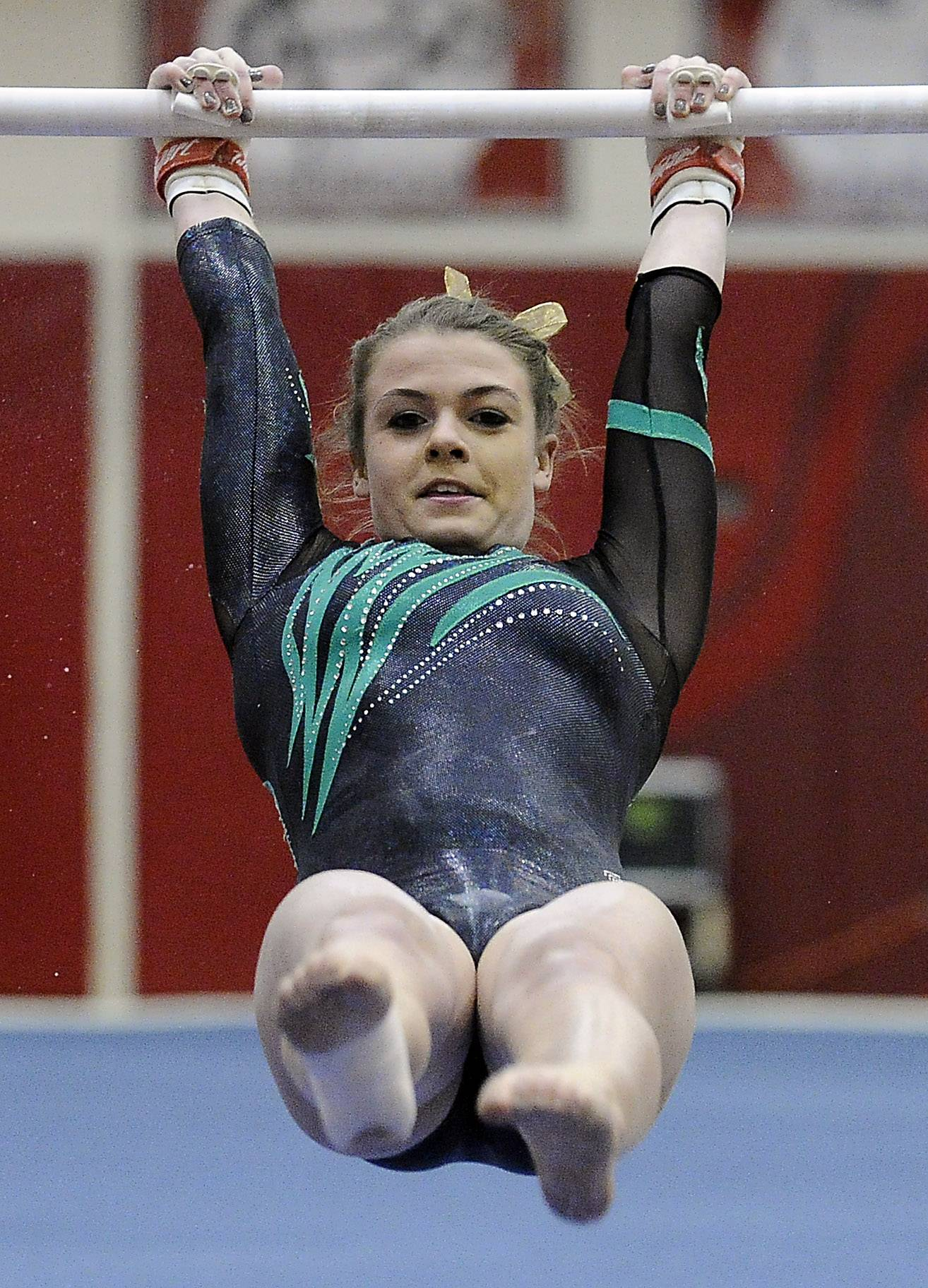 Christine Jensen helped Fremd reload with a mostly new group of varsity gymnasts and earn another state meet berth.