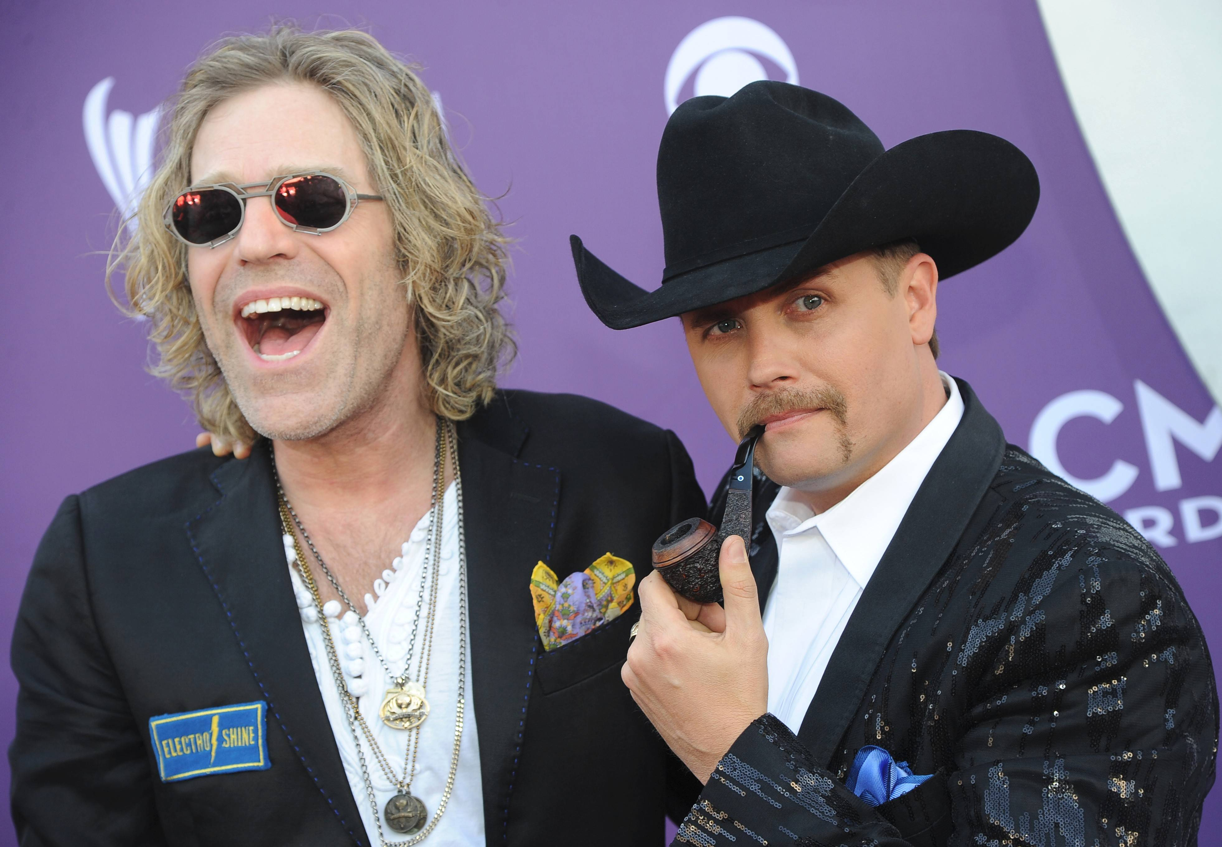 Big & Rich — Big Kenny, left, and John Rich — will headline Austin's Fuel Arena on Saturday, Feb. 22.