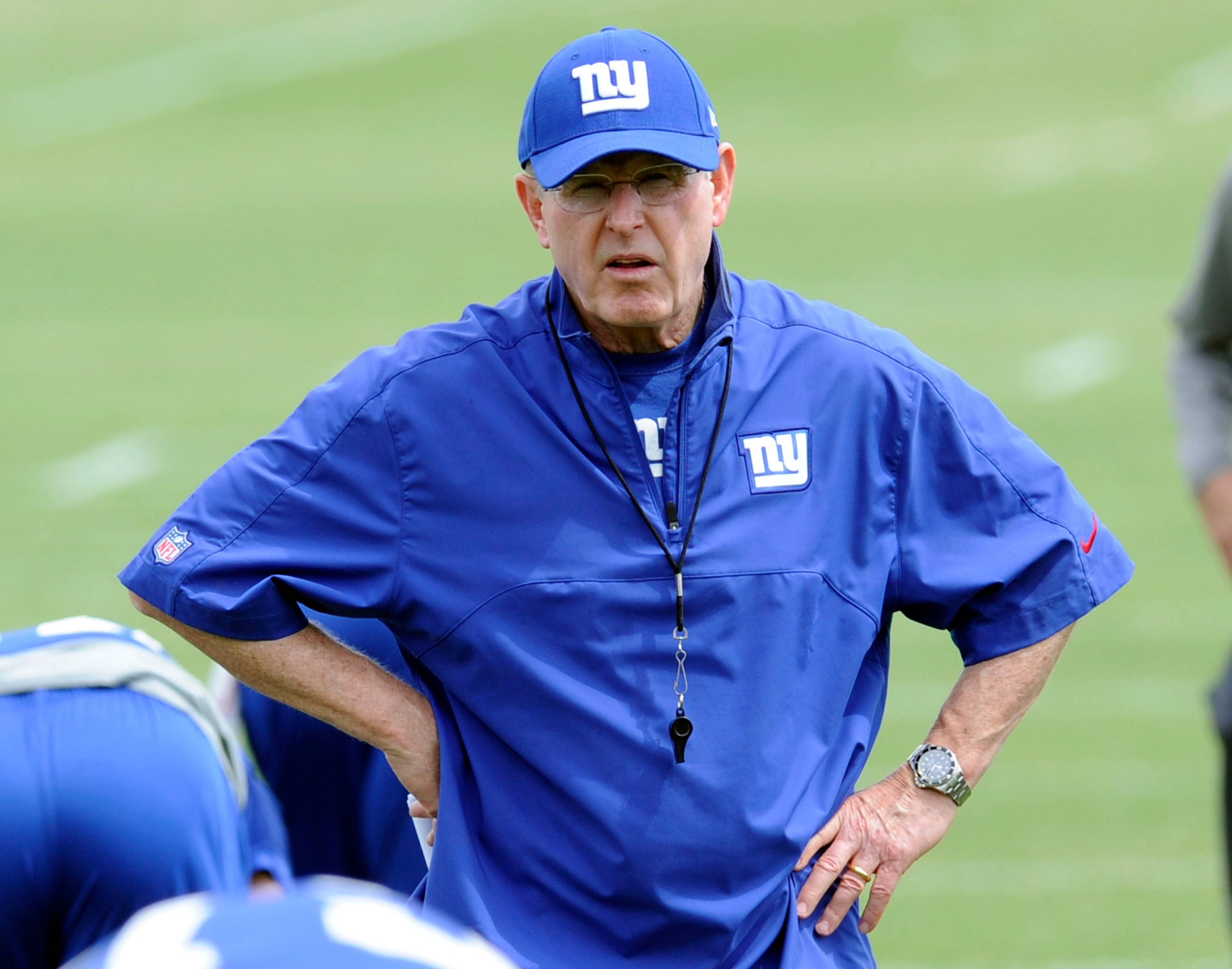 New York Giants coach Tom Coughlin now is under contract through the 2015 season.