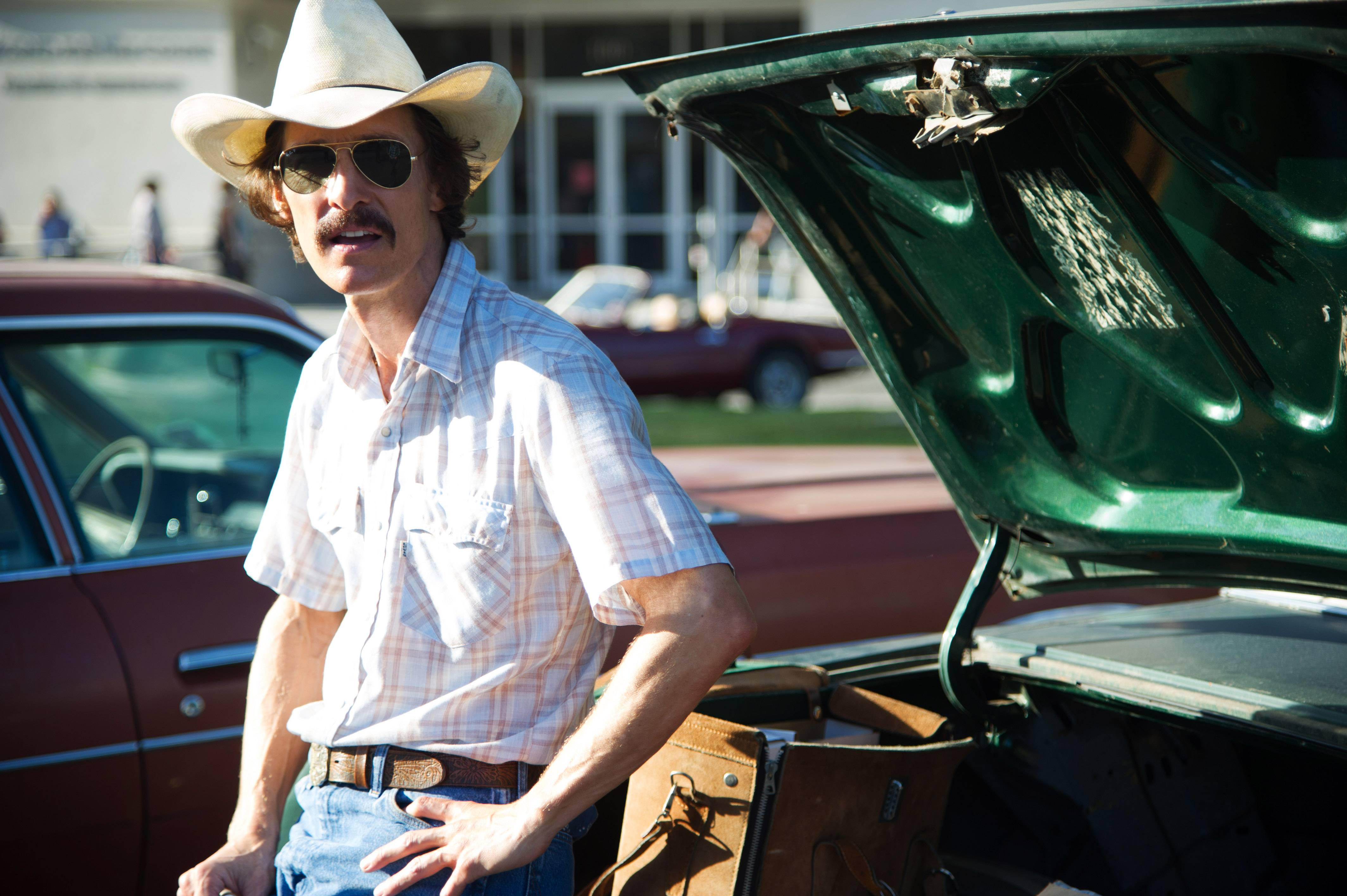 "Matthew McConaughey has received an Oscar nomination for his role as Ron Woodroof in a scene from ""Dallas Buyers Club.""  The critical acclaim he's received in the last few years is a far cry from the bad reviews and box office disappointments that led the actor to his sharp turnabout in his choice of movie roles."