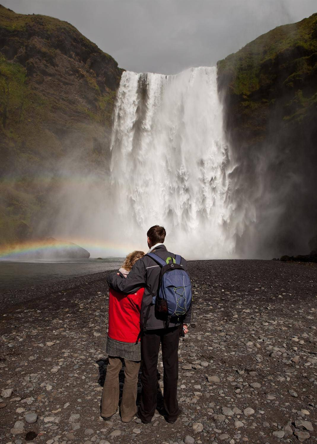 The natural beauty of Iceland is one of the reasons it's a hot tourist destination this year.
