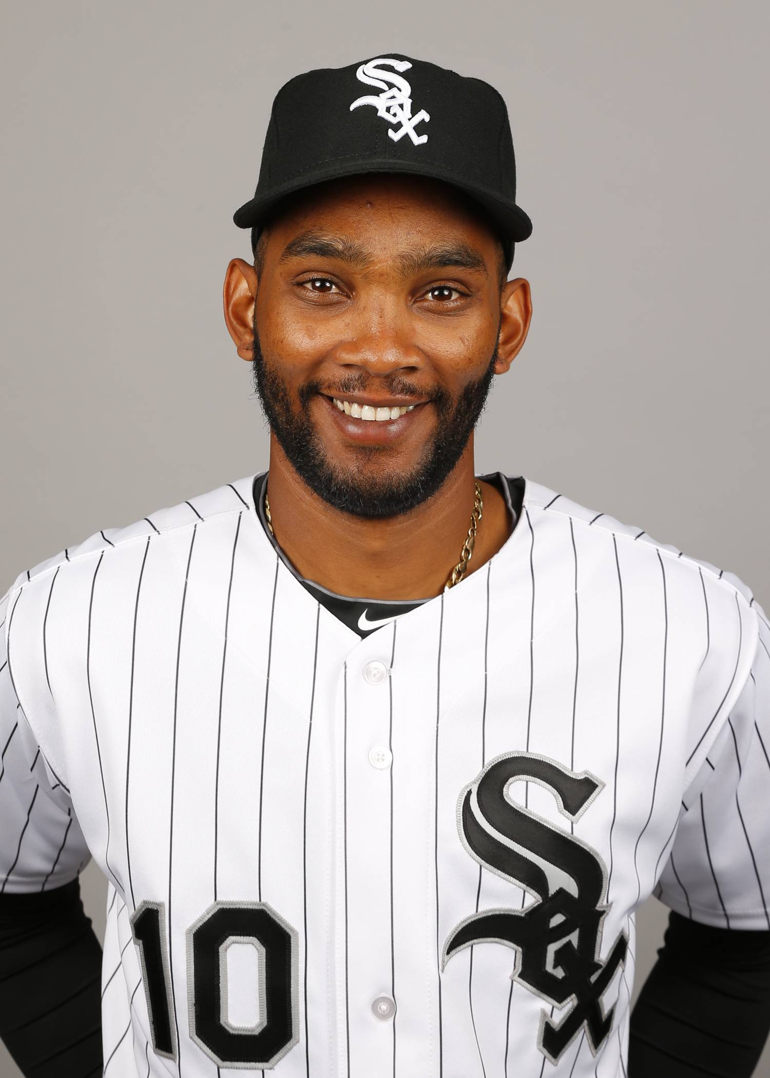 This is a 2014 photo of White Sox shortstop Alexei Ramirez. This image reflects the 2014 active roster as of Feb. 22, 2014 when this image was taken in Glendale, Ariz.