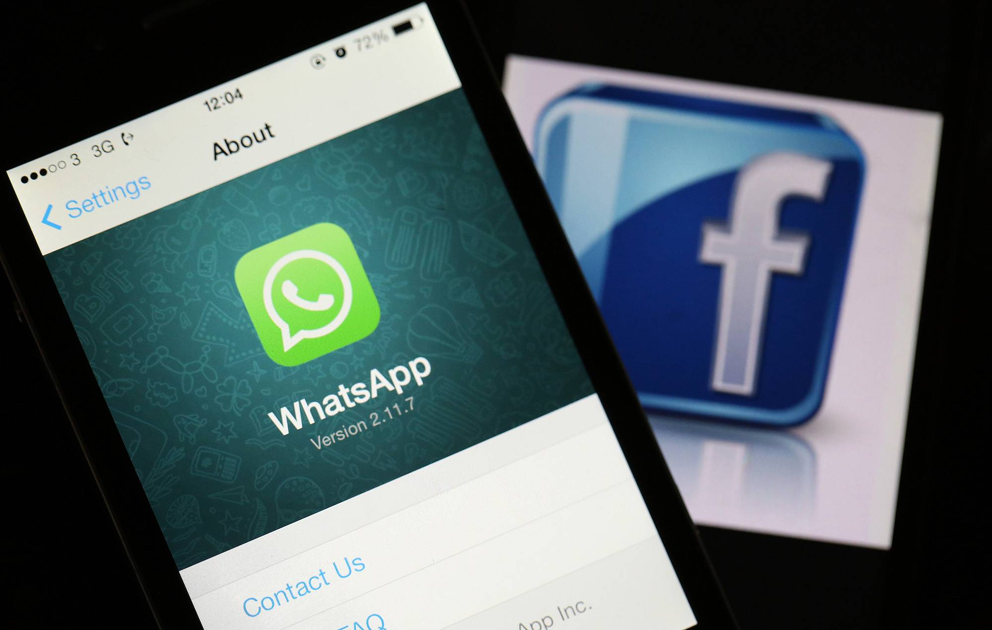 WhatsApp, the popular messaging service for smartphones that's being acquired by Facebook, will soon be offering a voice service.