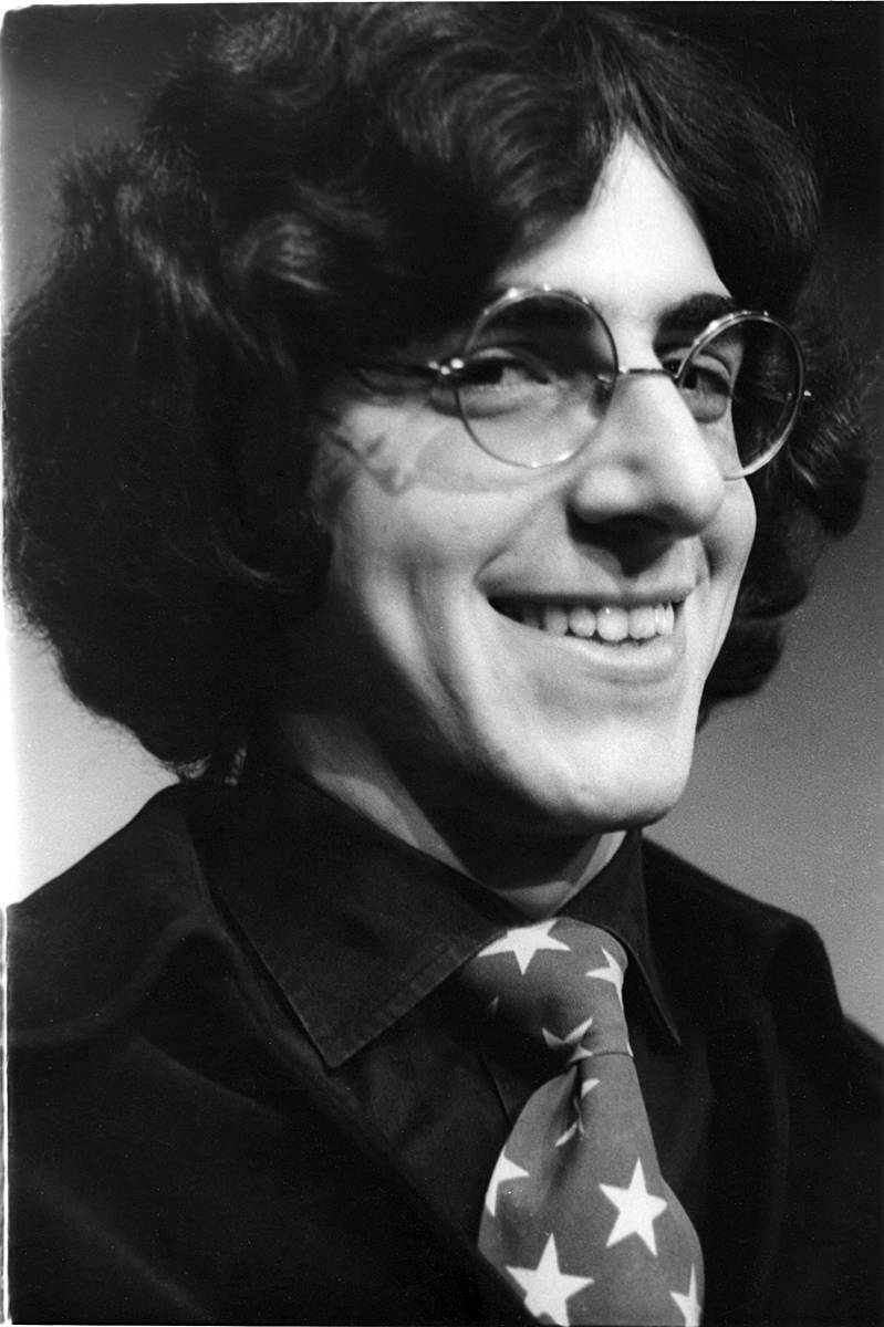 Harold Ramis from his Second City days.