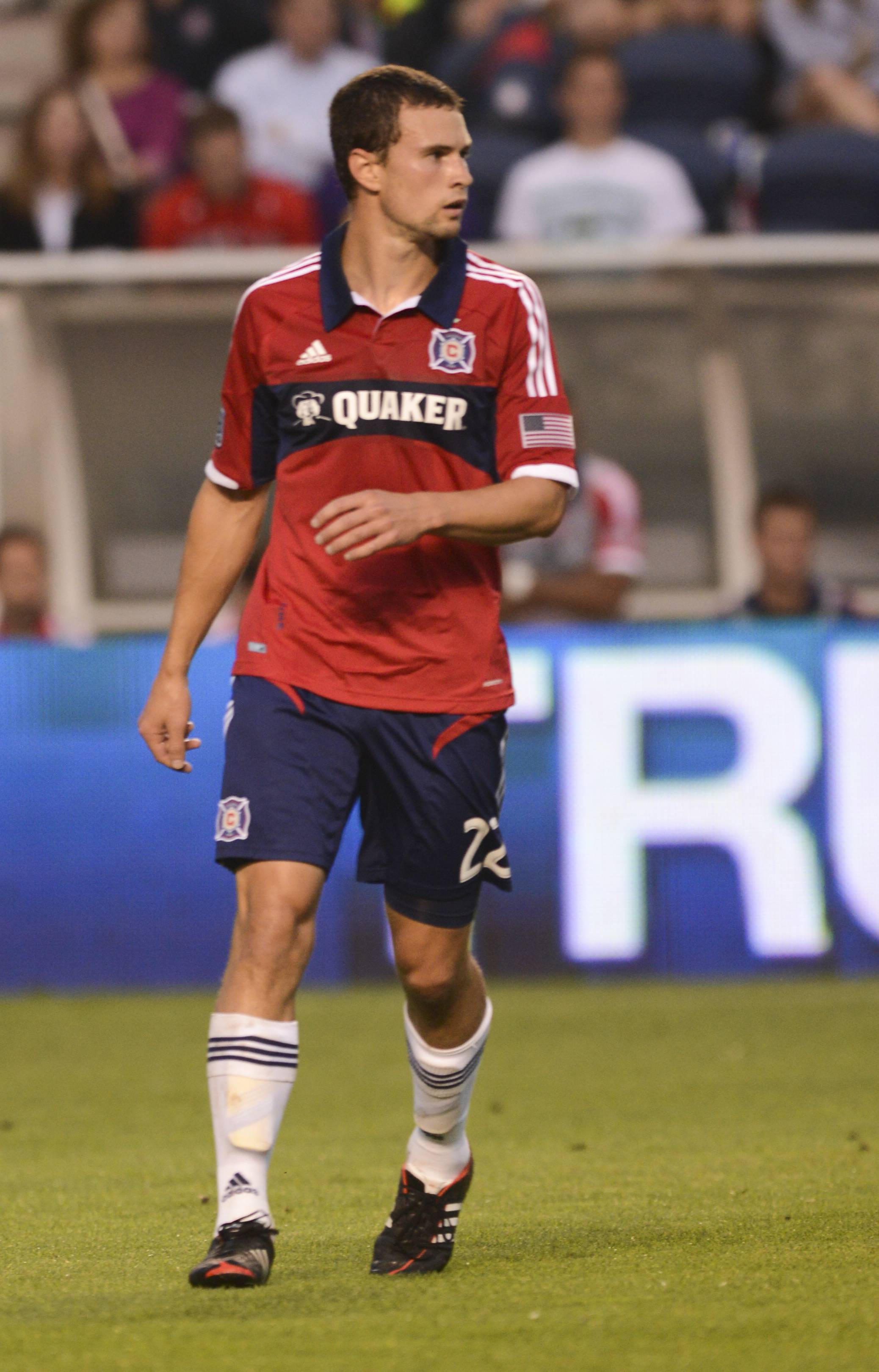 Austin Berry, who won Rookie of the Year honors with the Chicago Fire in 2012, is now a member of the Philadelphia Union. Fire officials made the trade to get under the salary cap.