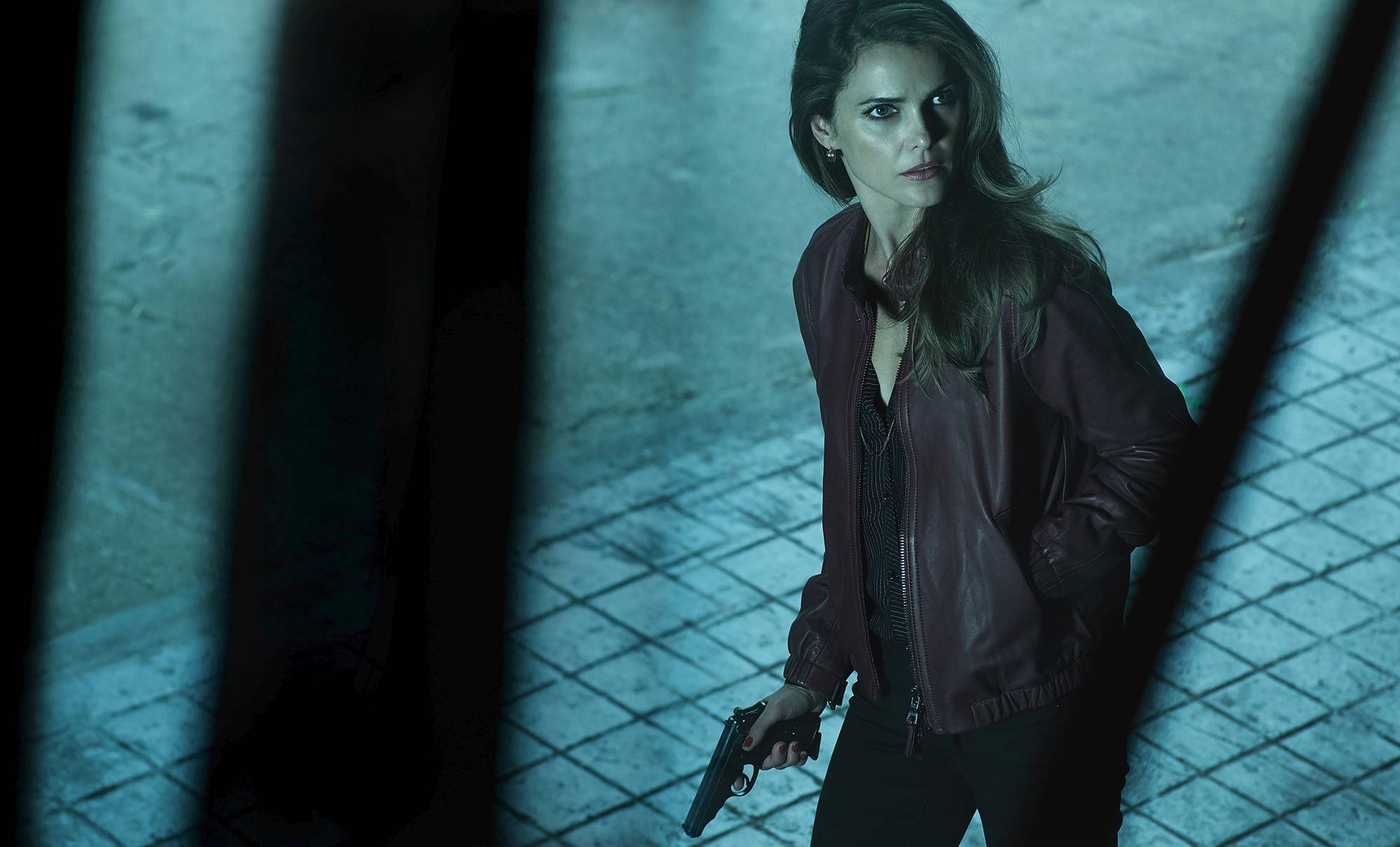 "Elizabeth Jennings (Keri Russell) isn't afraid to show her muscle on FX's Cold War thriller ""The Americans,"" which enters its second season Wednesday, Feb. 26. The show is placed in a cultural moment when it felt like the world could blow up at any moment."