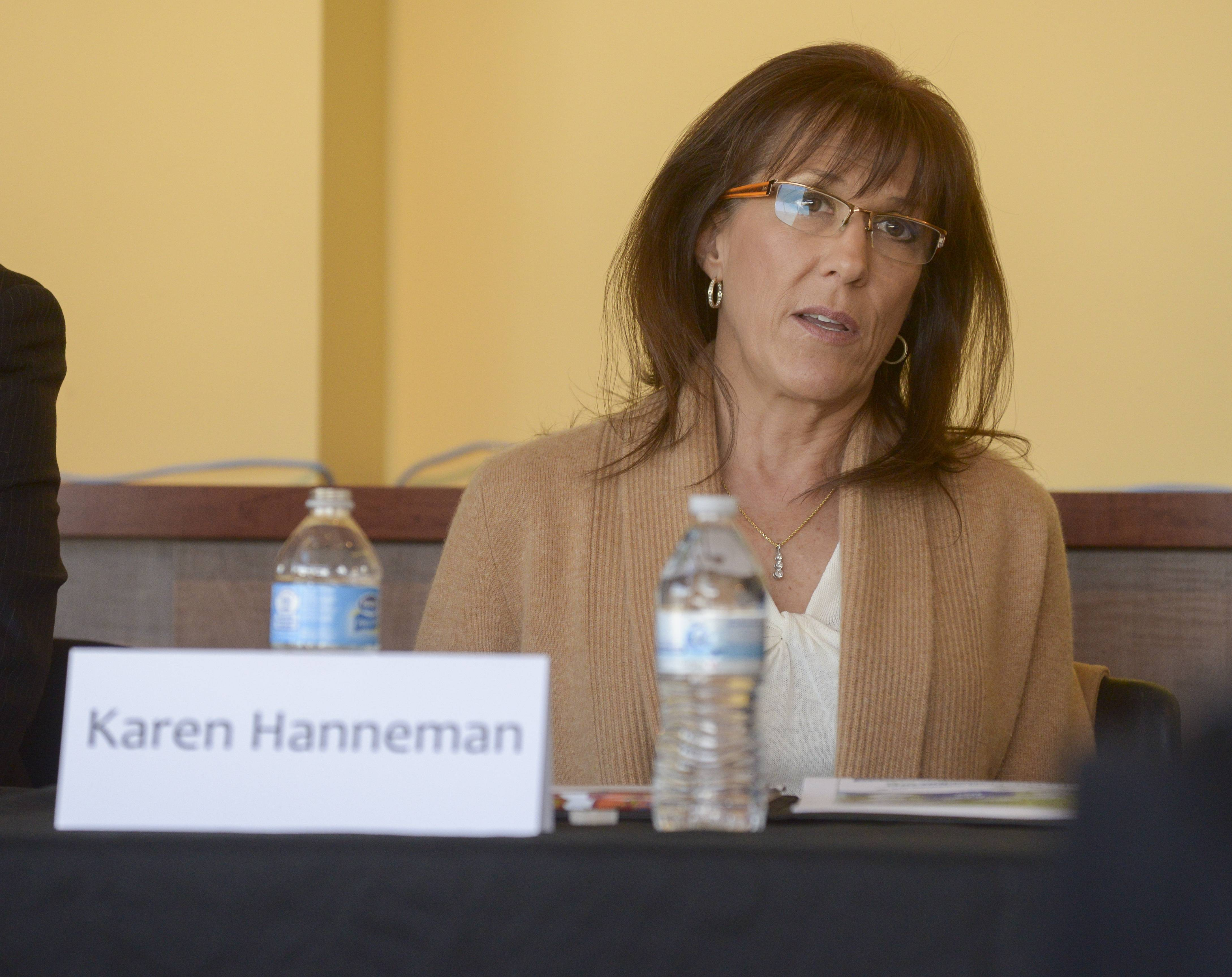 Karen Hanneman of Naperville, whose son, Justin Tokar, died of a heroin overdose in January 2011 when he was 21, says parents should get training in how to use Narcan, a drug that can reverse the effects of a heroin overdose.