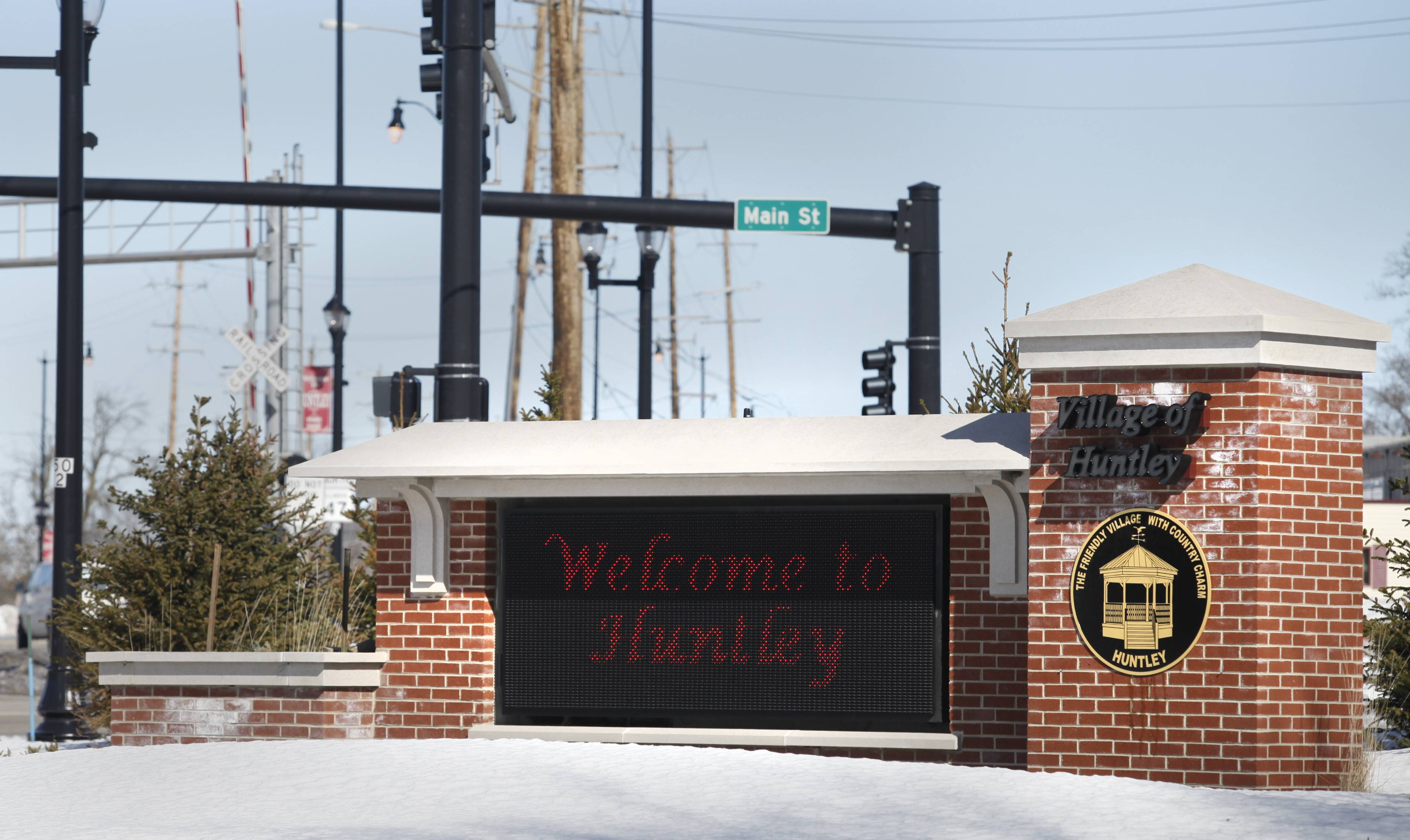 The village of Huntley has changed dramatically in the past decade, and not just with a new welcome sign at Main Street and Route 47. The village ranked No. 1 on NerdWallet.com's list of best places for homeownership in Illinois.