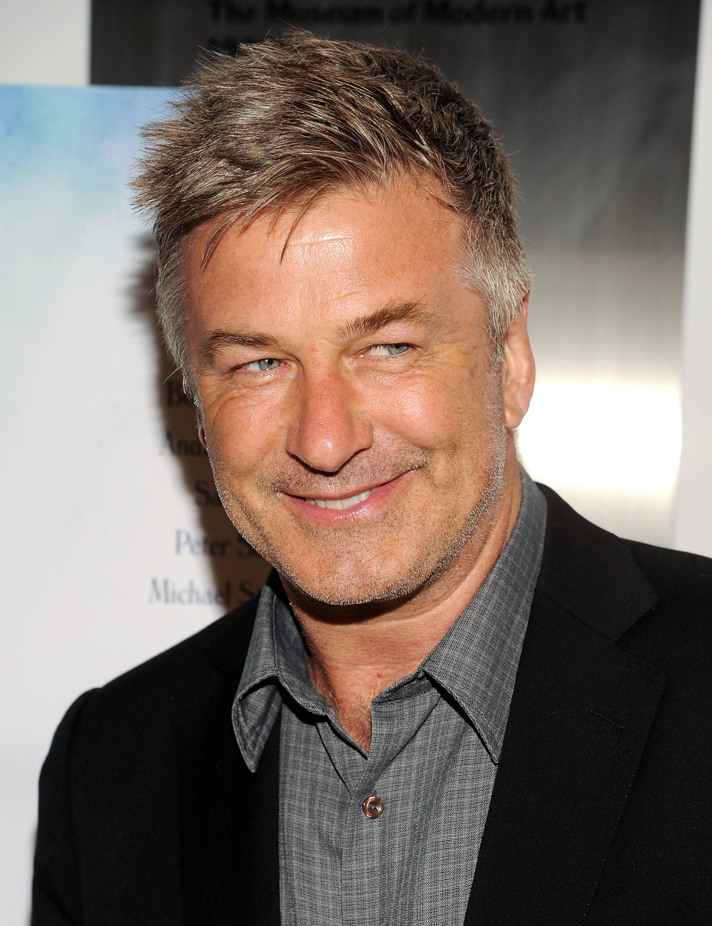 "Alec Baldwin is putting a twist on his rocky relationship with the media: He's playing a meddling newspaperman in a guest appearance on ""Law & Order: Special Victims Unit."""