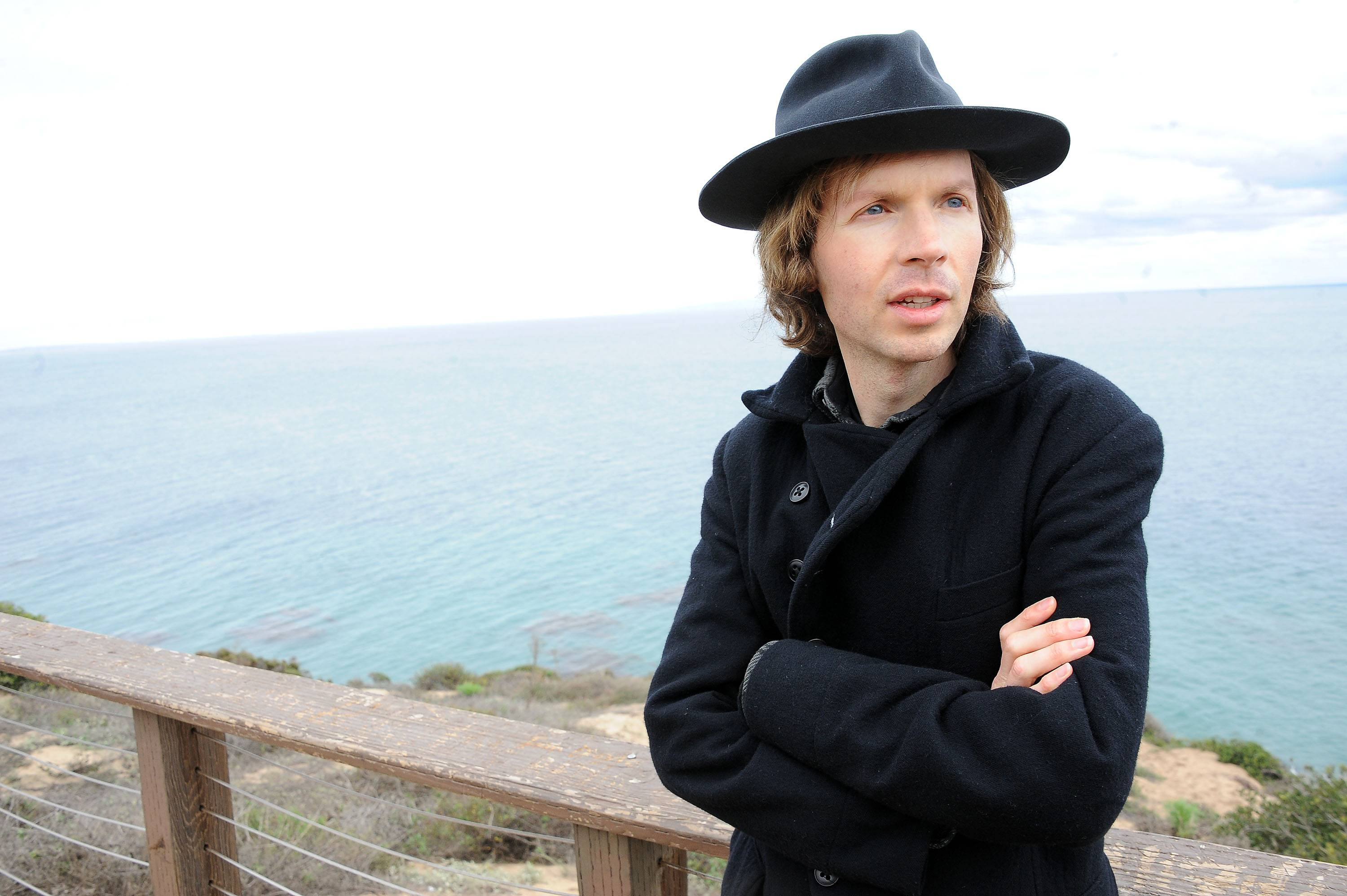 "Beck recently released his latest album, ""Morning Phase"" and will soon return to the studio to record a second album he plans to release later this year."
