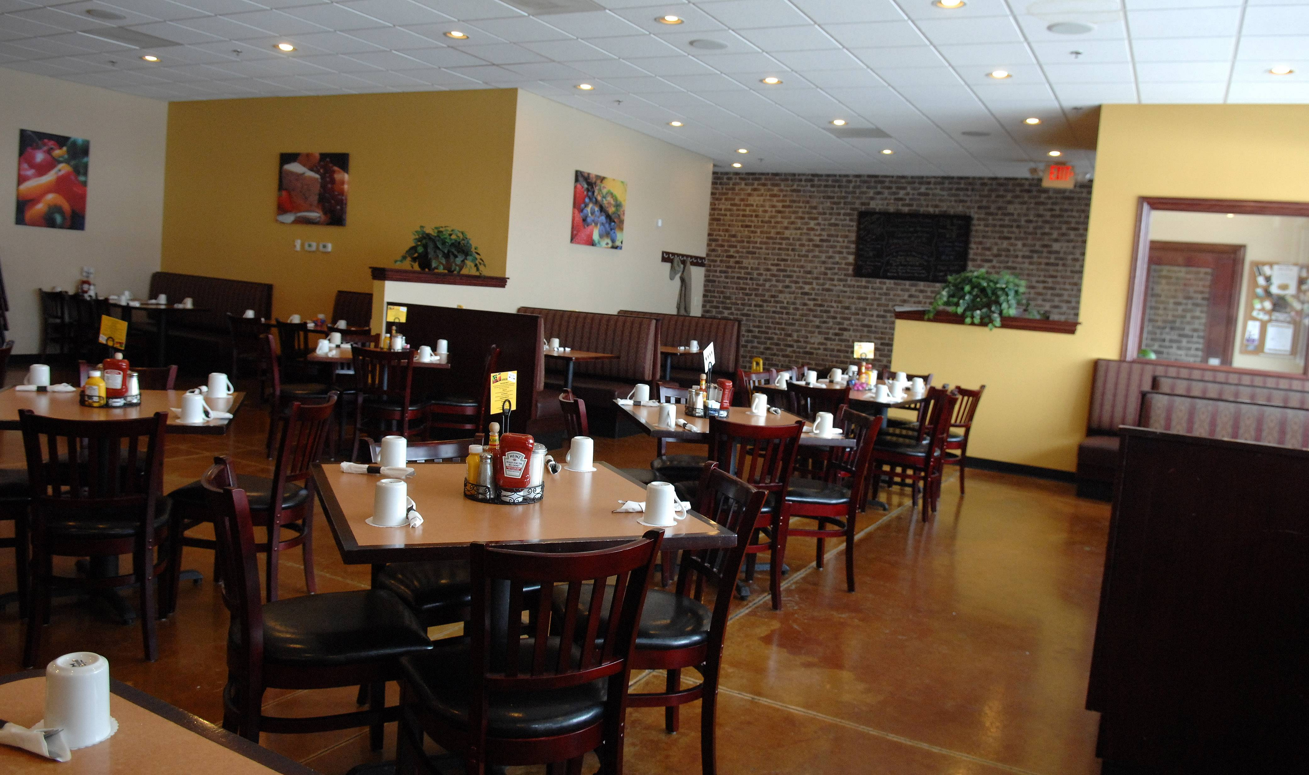 Sweet Berry Cafe in South Elgin is open for breakfast and lunch seven days a week.