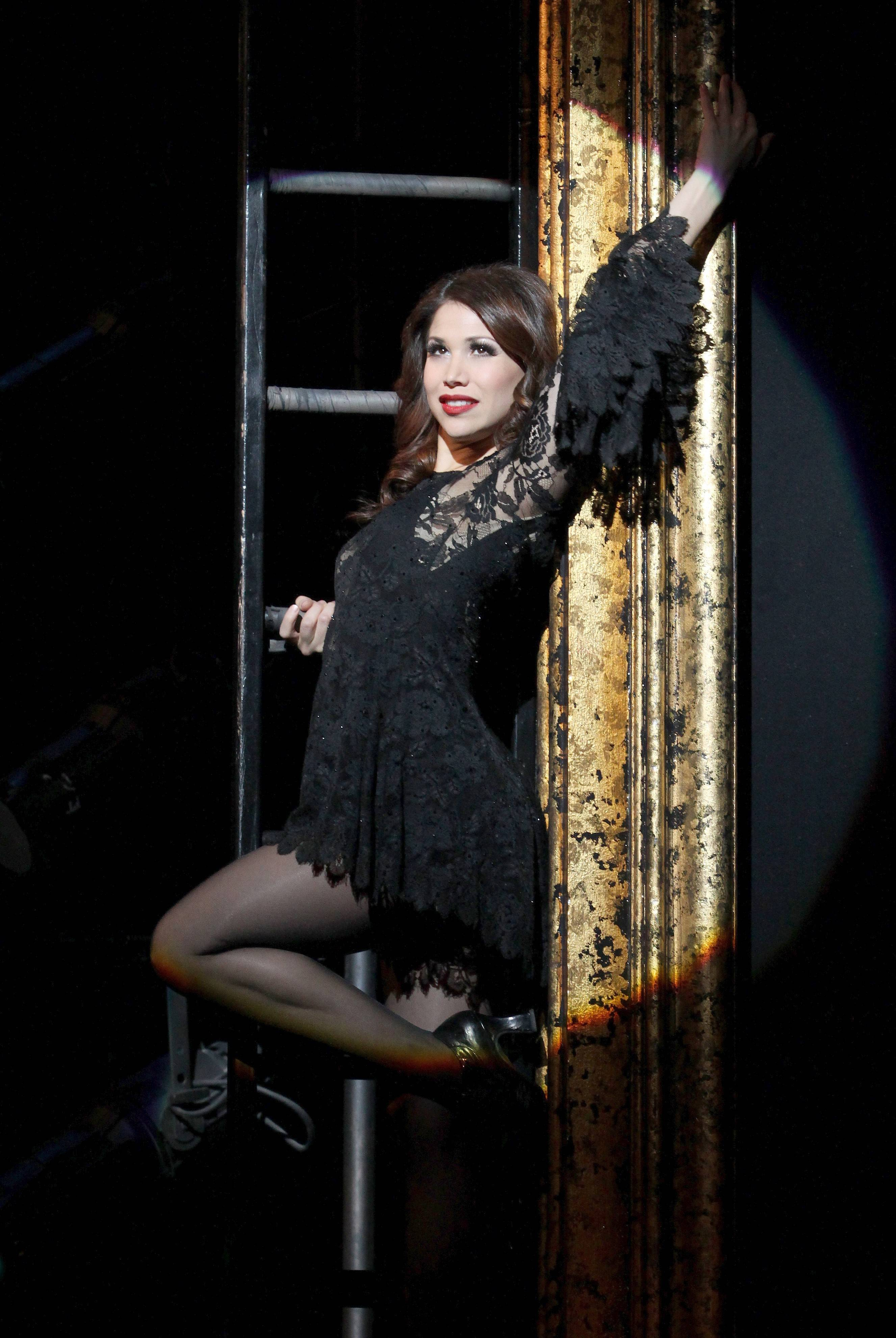 "Bianca Marroquin returns to star as Roxie Hart in the national tour of the Broadway smash ""Chicago"" at the Bank of America Theatre in the musical's namesake city."