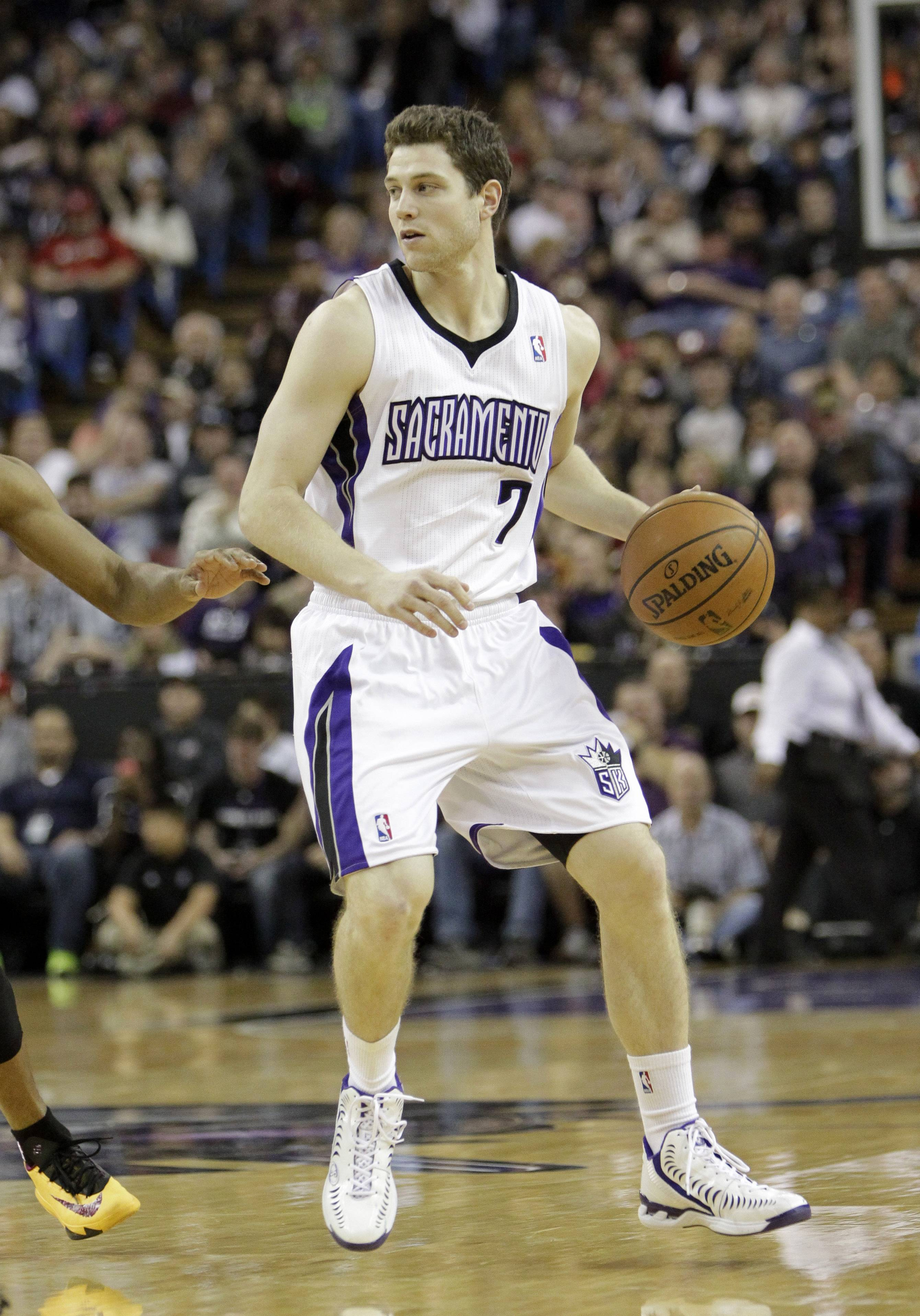 Waived Thursday by Sacramento, guard Jimmer Fredette could soon be wearing a Bulls uniform if he clears waivers, according to Mike McGraw.