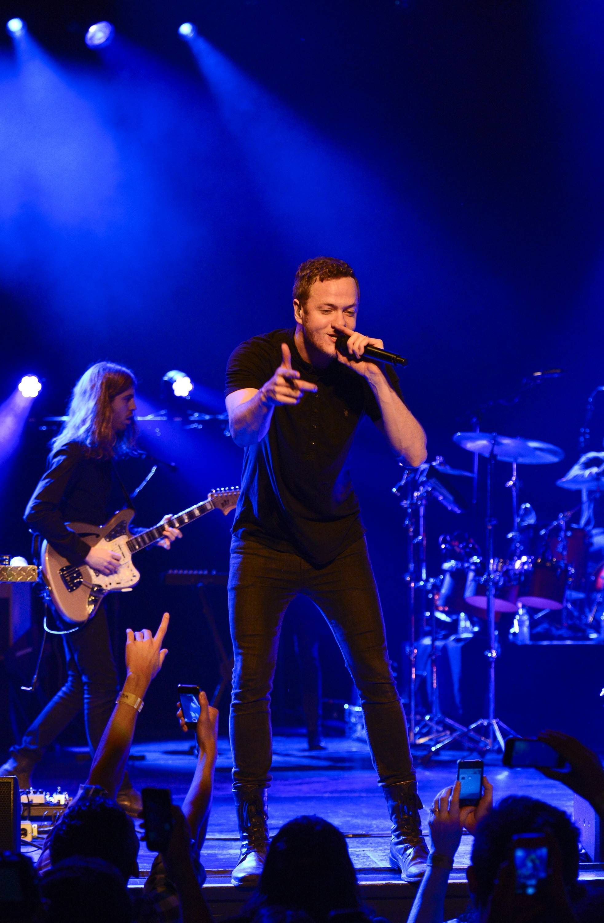 Dan Reynolds and Imagine Dragons will play the Allstate Arena in Rosemont on March 13.