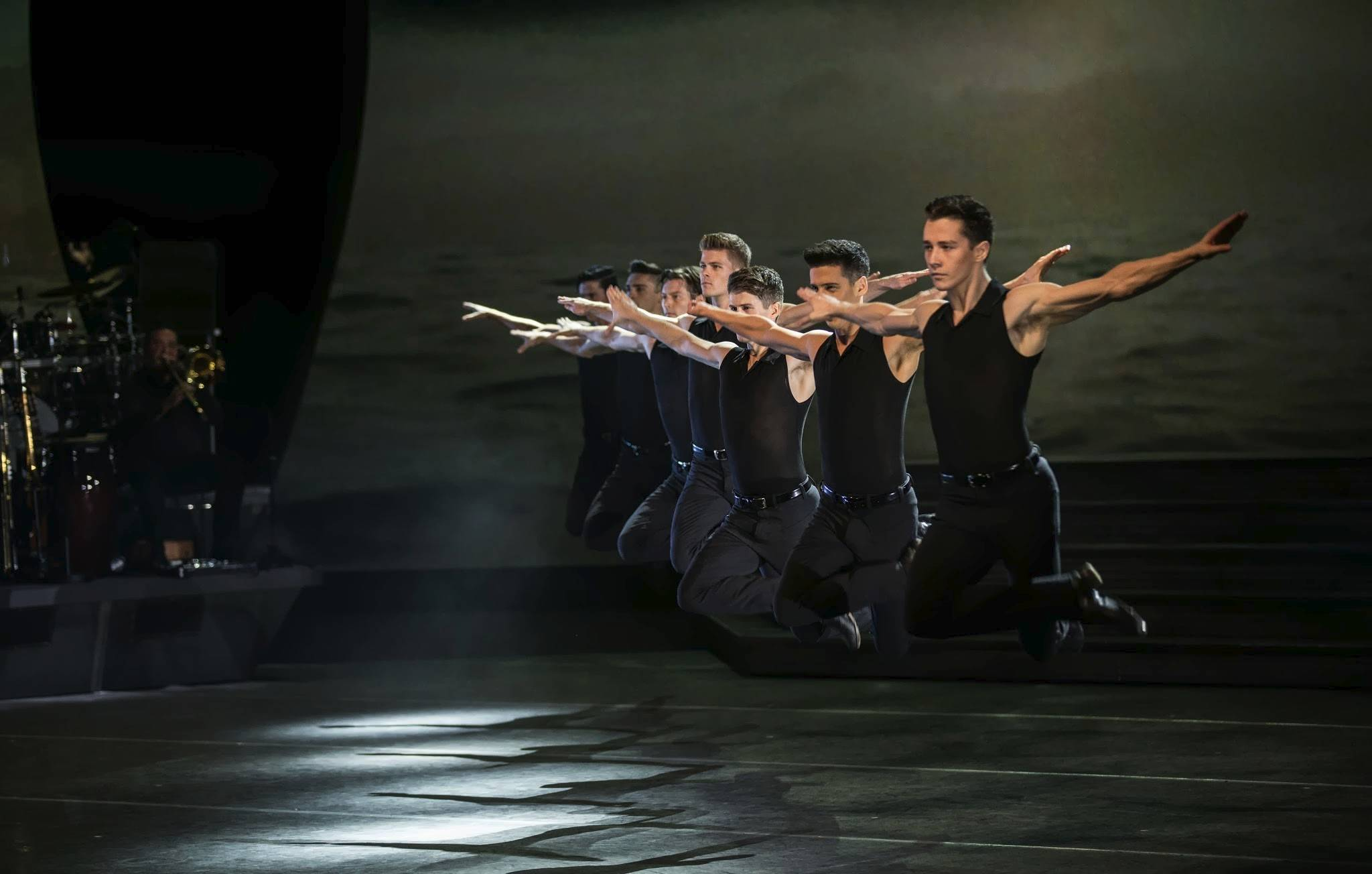 """Heartbeat of Home"" a new dance and music revue by the producers of ""Riverdance,"" plays Chicago's Oriental Theatre from Tuesday, March 4, through Sunday, March 16."