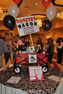 "Come ""Celebrate the Pirate Spirit"" March 7 when the Palatine High School Pirate Booster Club presents its 30th annual dinner and auction fundraising event. Buy a raffle ticket and the Boozter Wagon, a wagon of beverages and a variety of gift certificates from local businesses, could be yours."