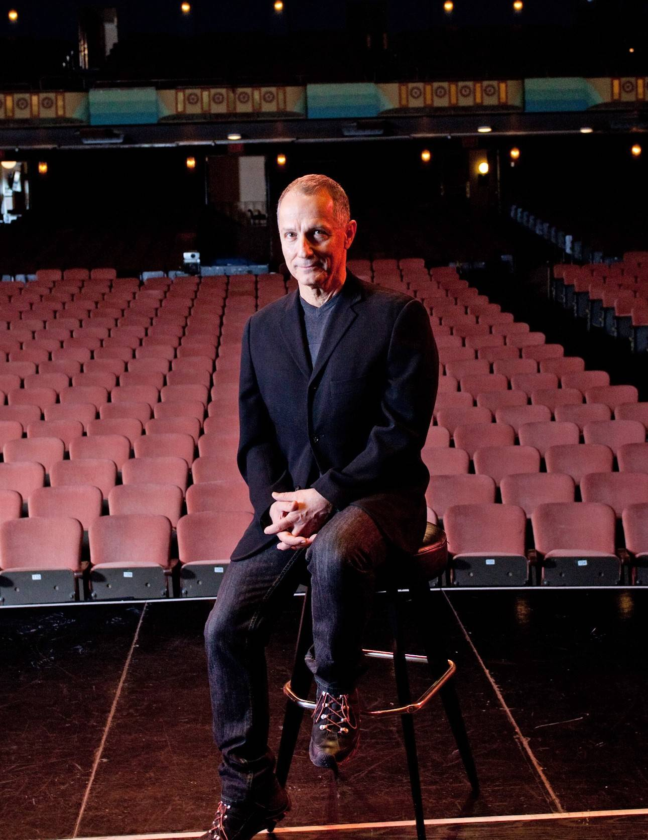 "Paramount Theatre artistic director Jim Corti will direct ""The Who's Tommy"" and ""Les Miserables"" for the theater in 2015."