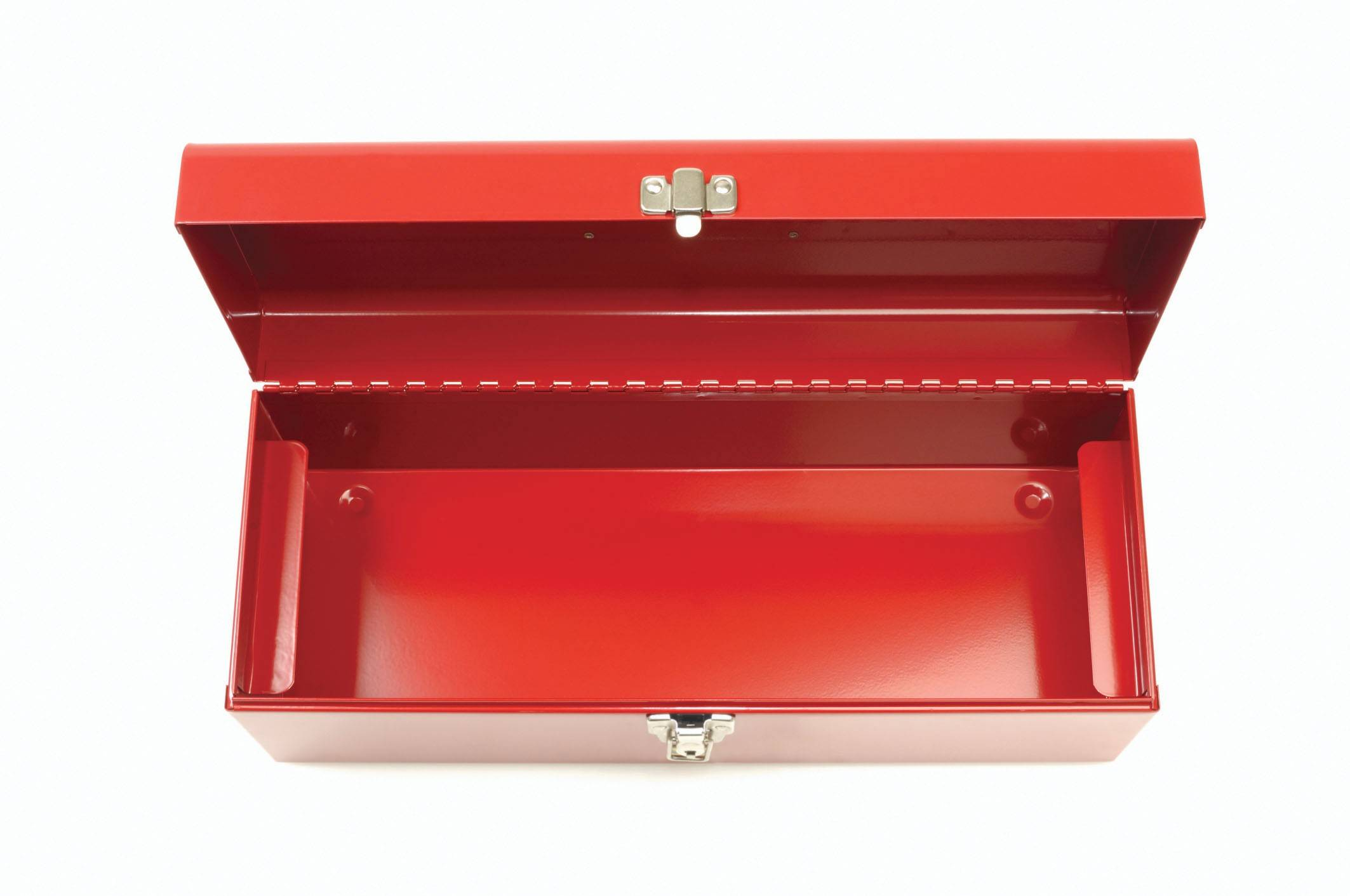 First things first — get a sturdy toolbox.