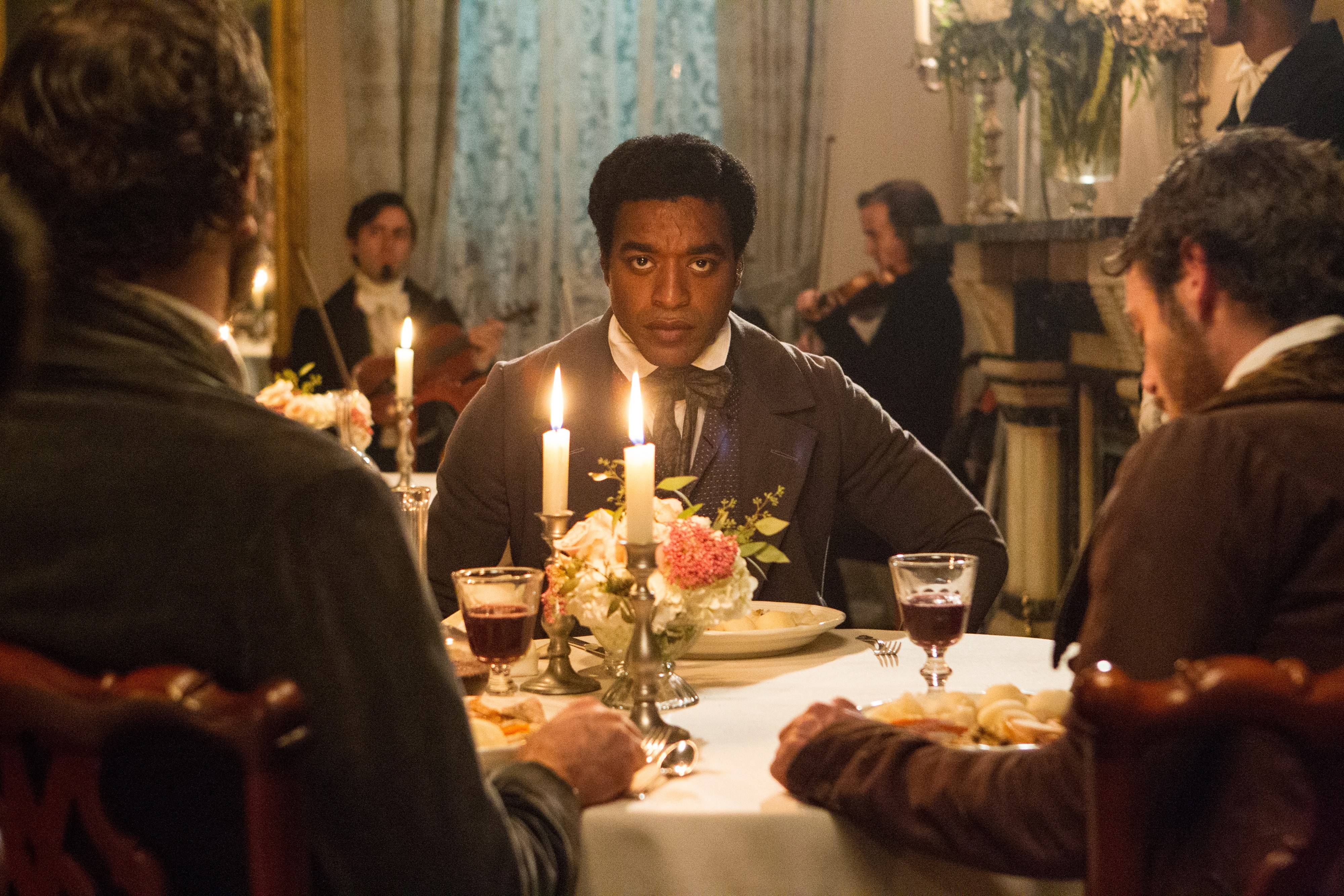 "Chiwetel Ejiofor earned an Oscar nomination for his role in ""12 Years A Slave,"" available on DVD March 4."