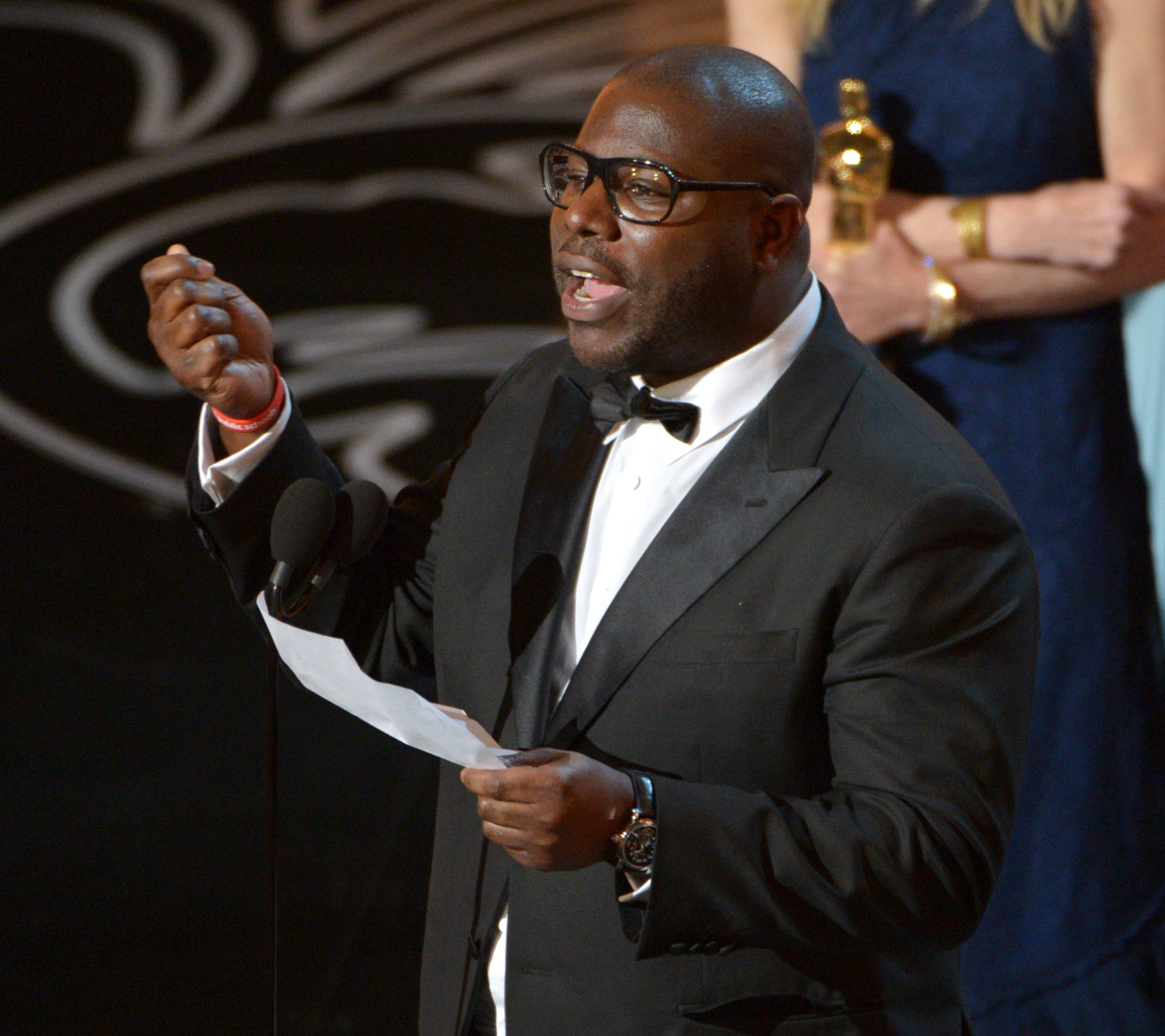 '12 Years a Slave' takes top Oscar