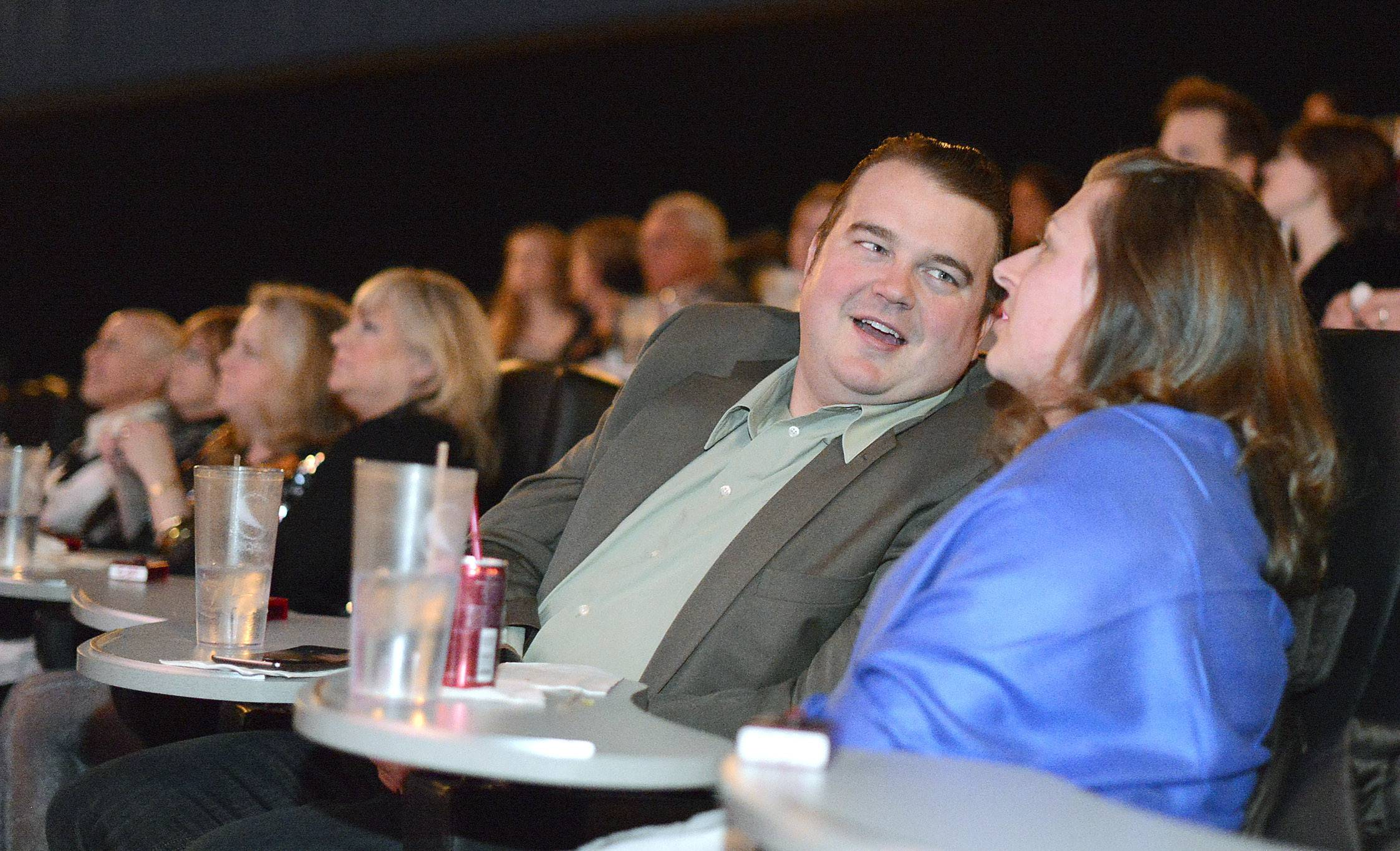 Images from the 86th Academy Awards party for subscribers at the Studio Movie Grill in Wheaton on Sunday, March 2.