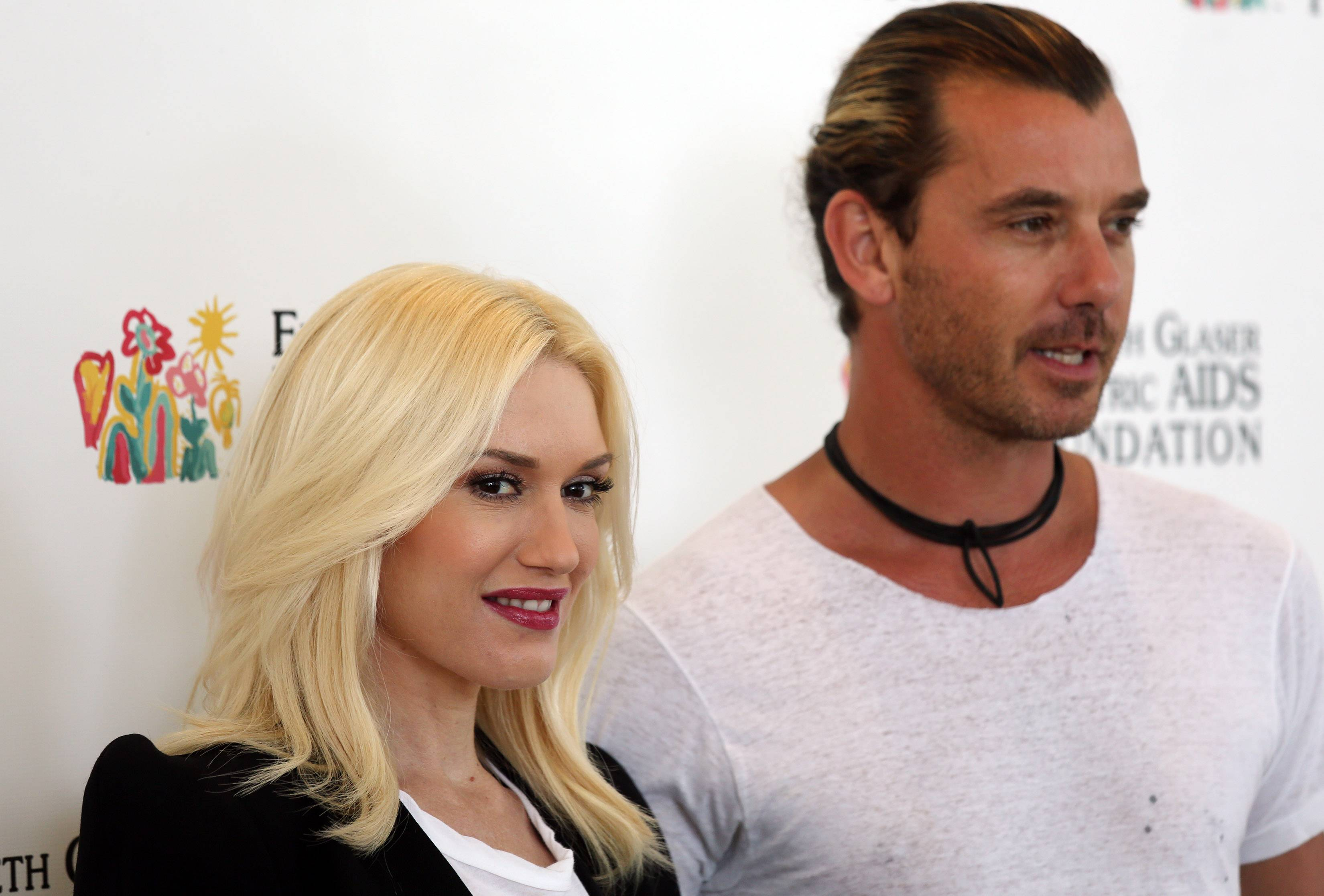 Gwen Stefani and Gavin Rossdale welcomed their third son, Apollo Bowie Flynn Rossdale, on Friday.