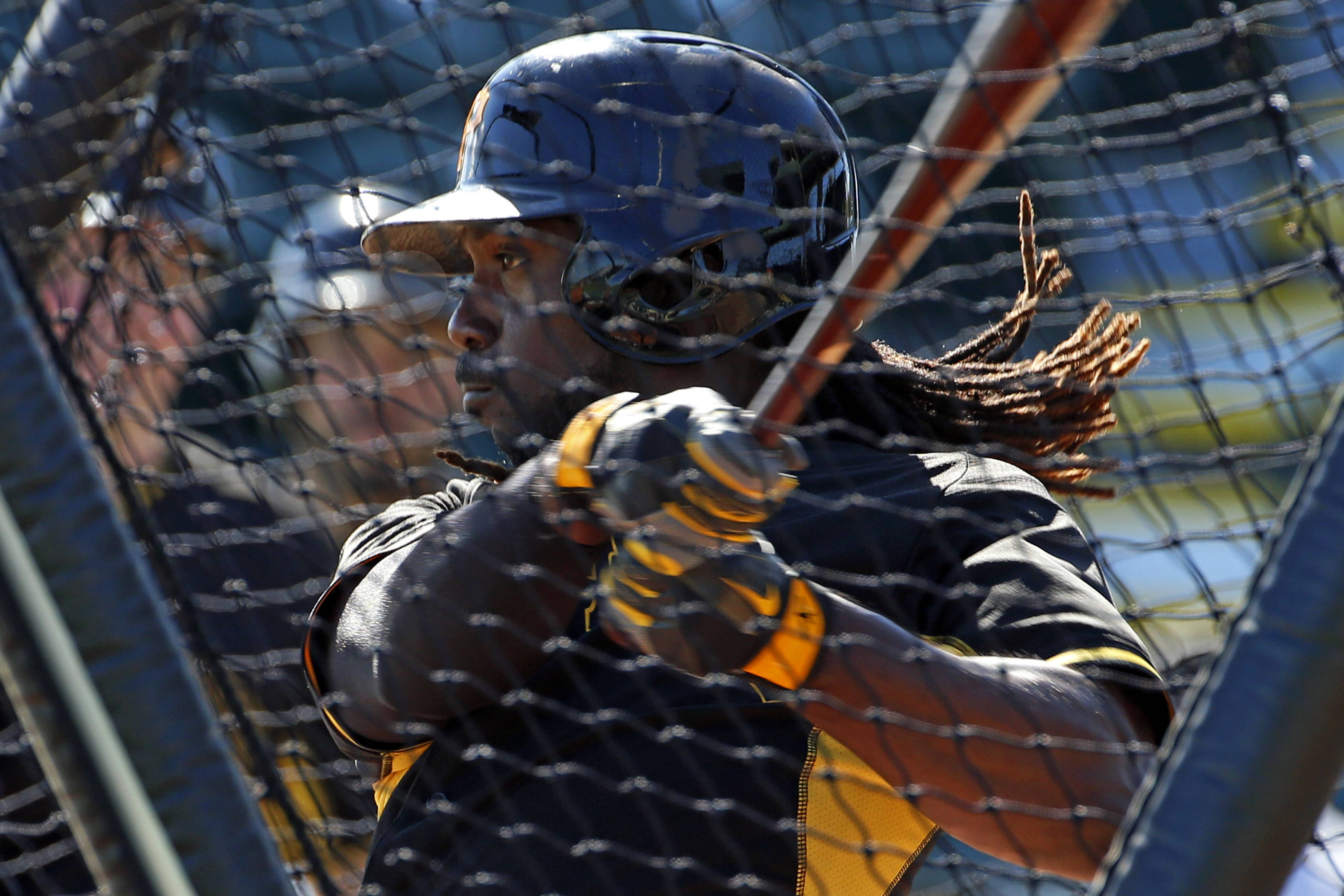 Pittsburgh's Andrew McCutchen will anchor what may end up being the best outfield in Pirates history.