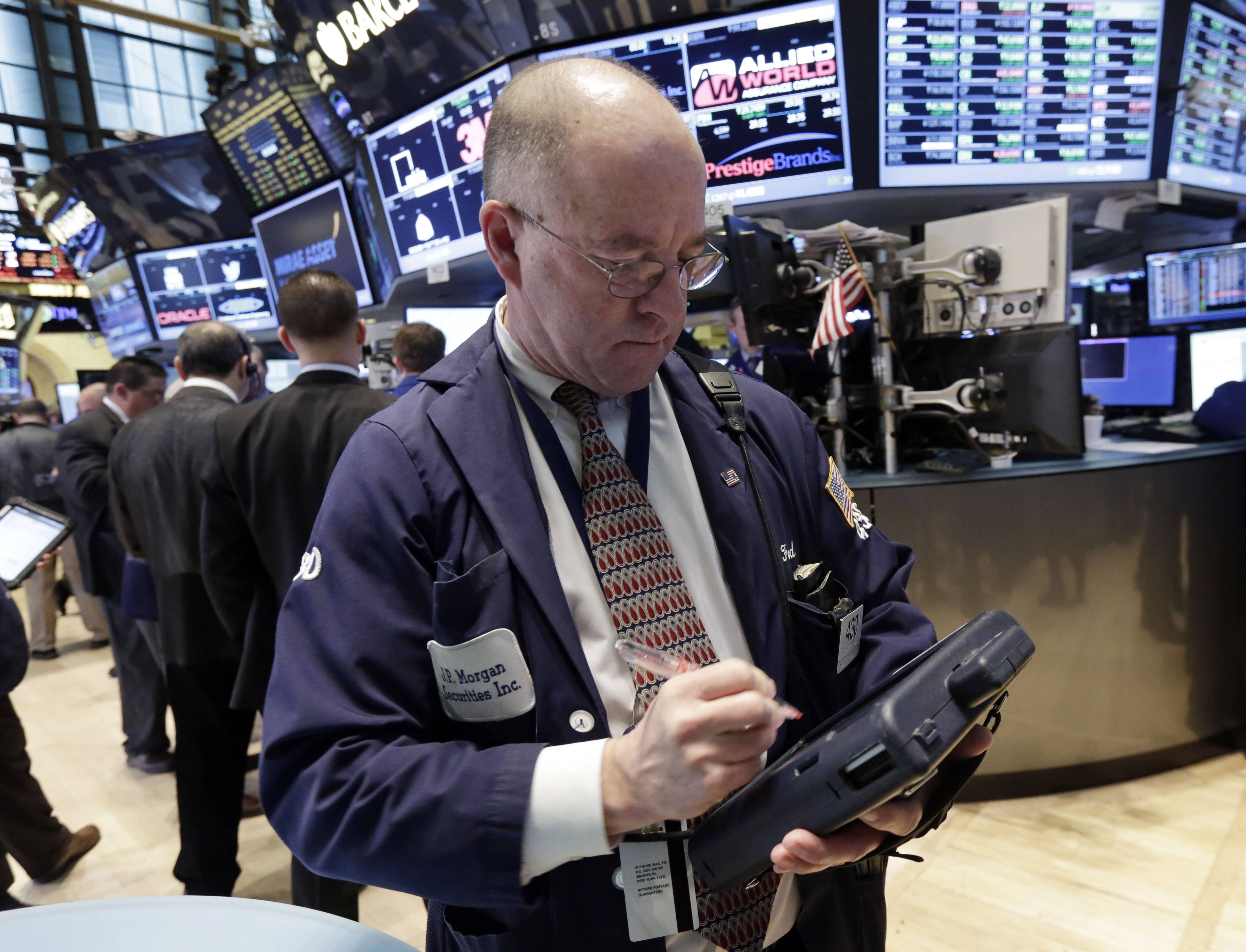 U.S. stocks rose Tuesday, with the Standard & Poor's 500 Index rebounding to a record after its biggest loss in a month, as comments from Russian President Vladimir Putin signaled the Ukraine crisis won't immediately escalate.